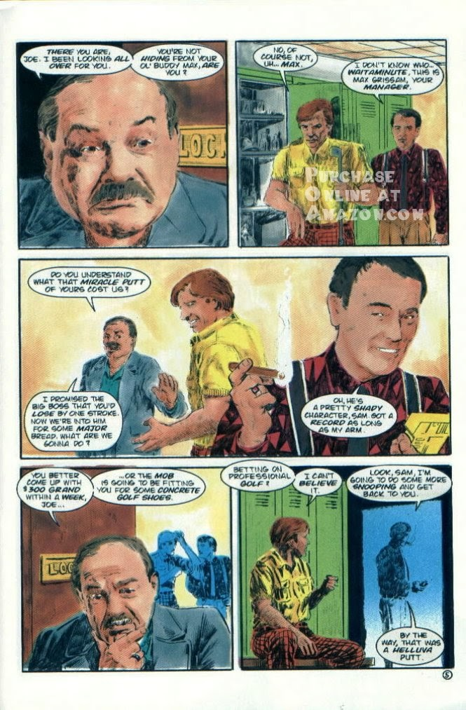 Read online Quantum Leap comic -  Issue #7 - 6