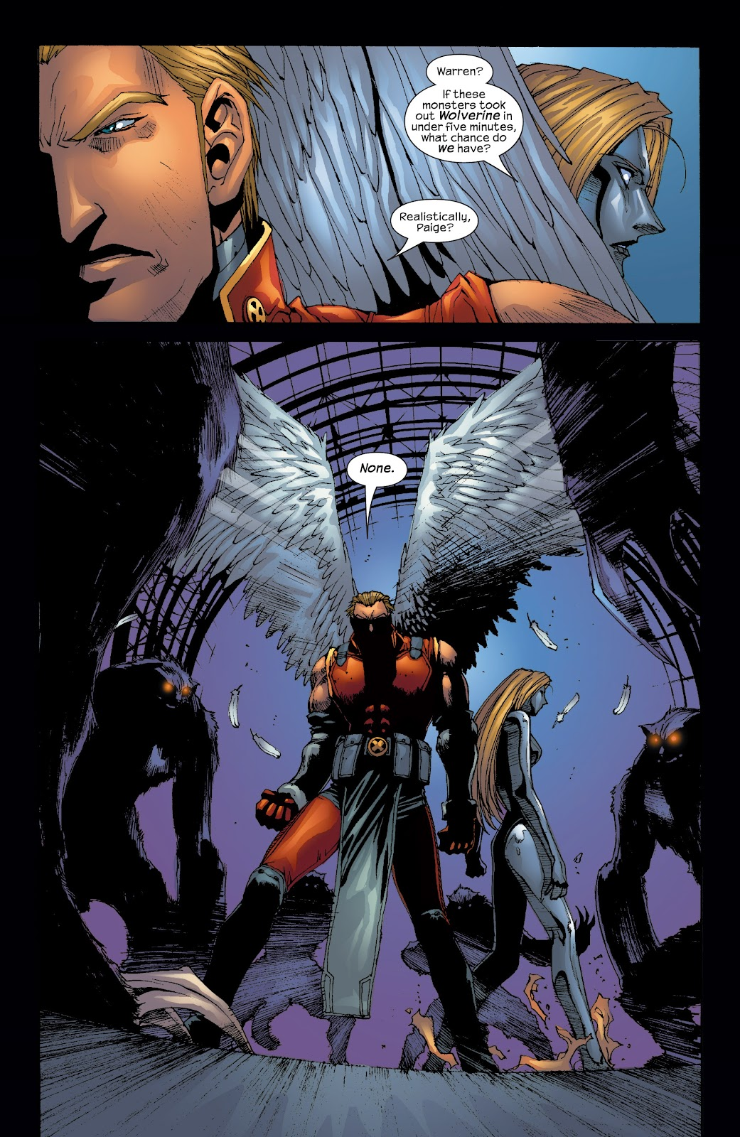 Uncanny X-Men (1963) issue 418 - Page 12