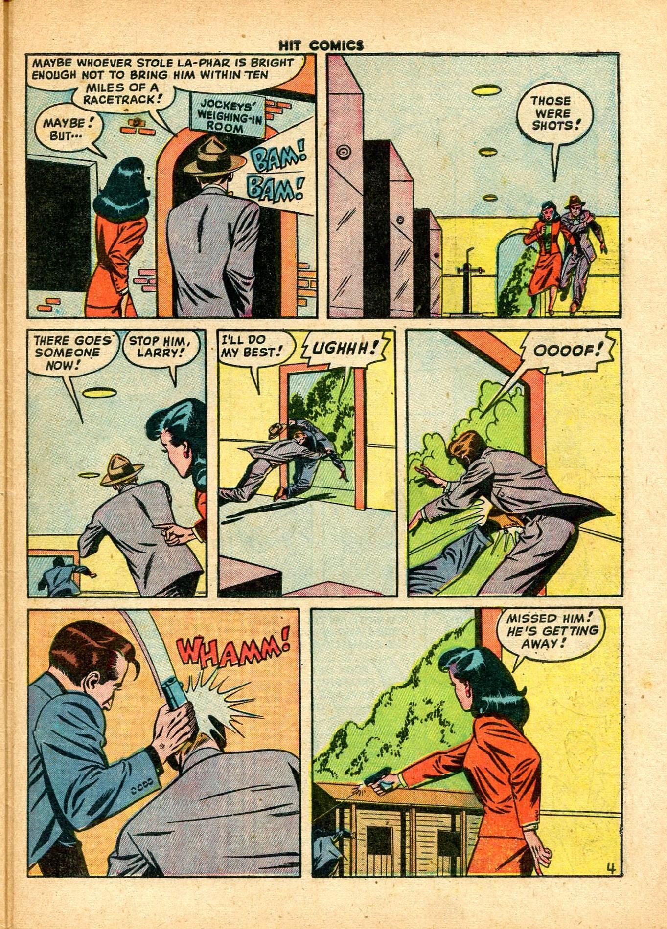 Read online Hit Comics comic -  Issue #59 - 31