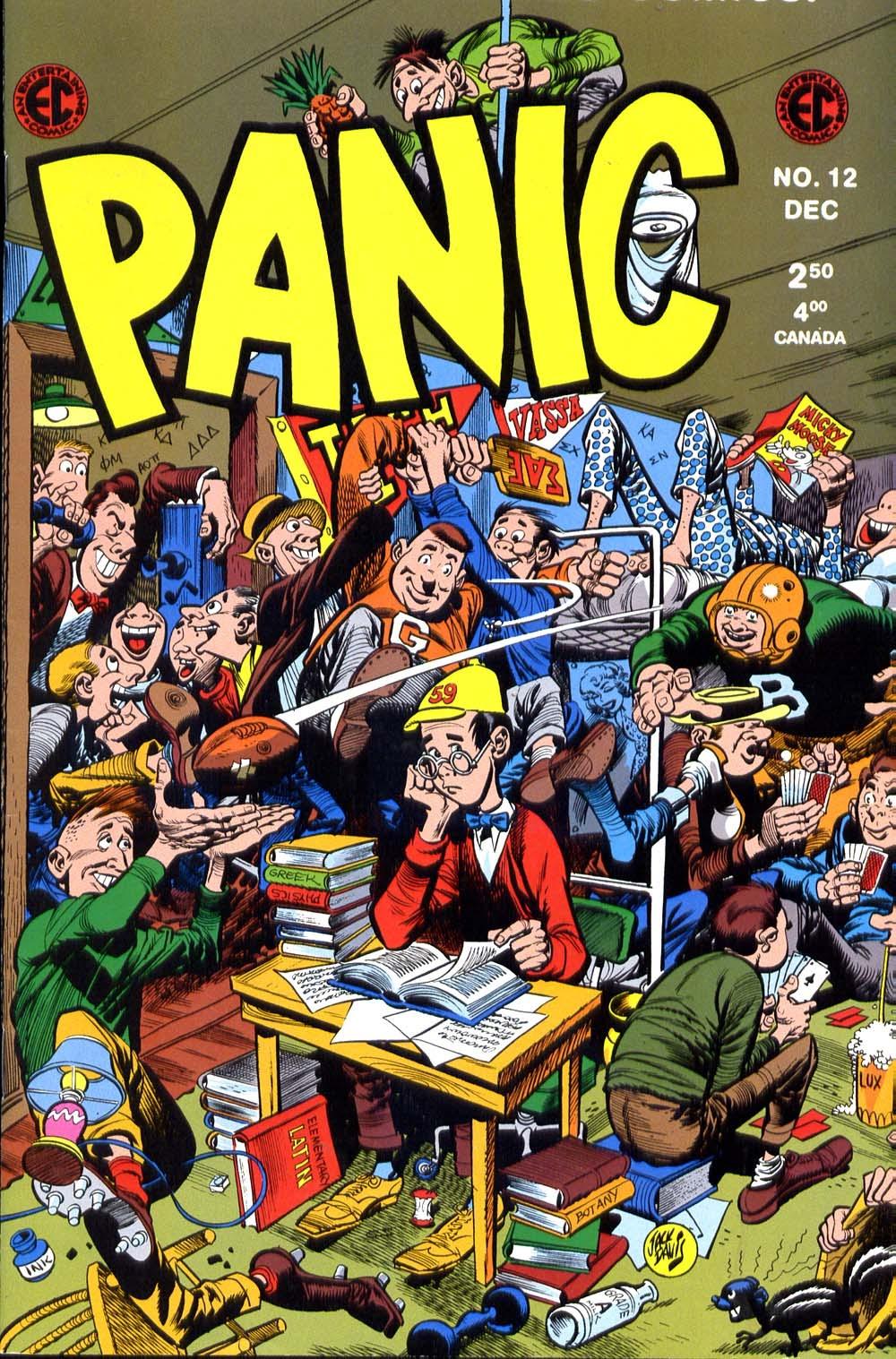 Panic 12 Page 1