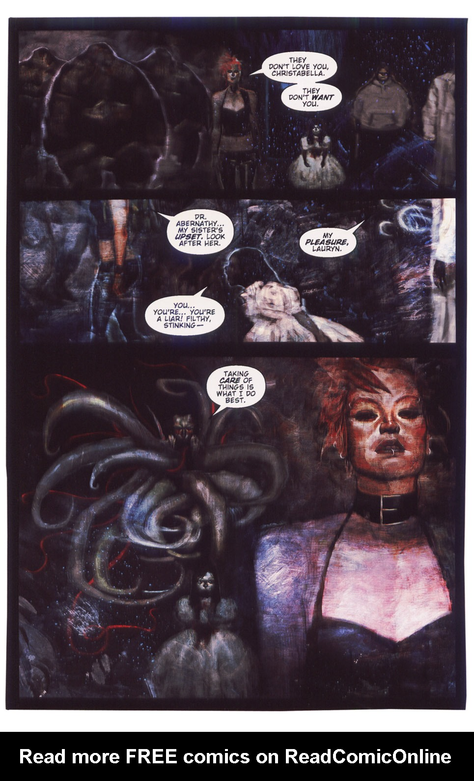 Read online Silent Hill: Dying Inside comic -  Issue #5 - 22