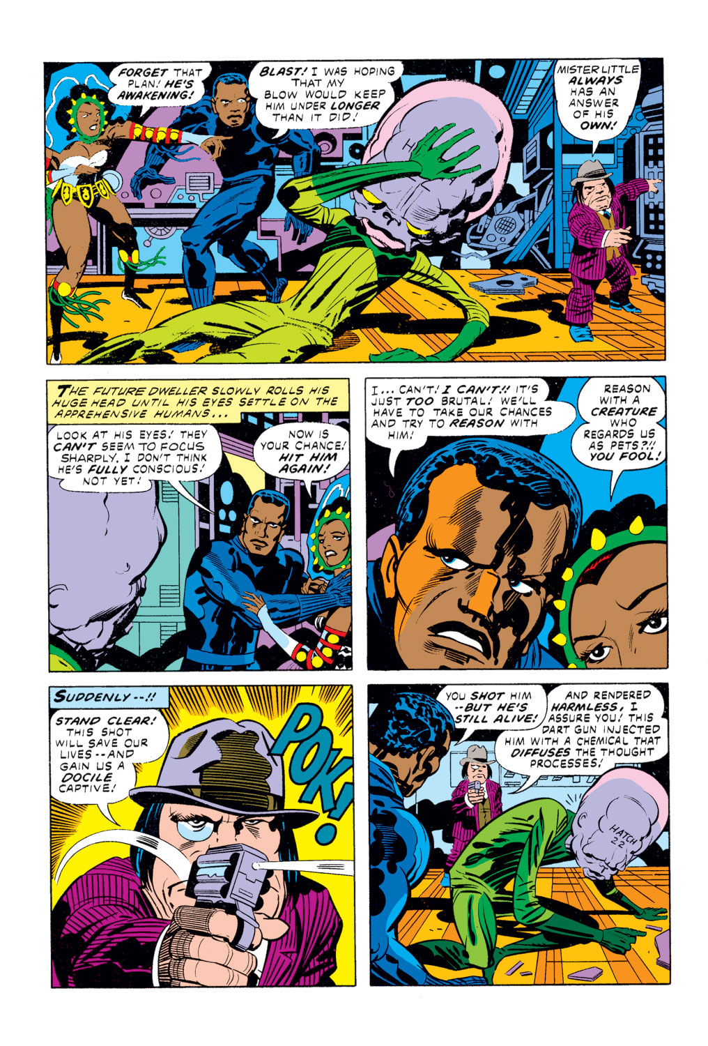 Black Panther (1977) issue 2 - Page 15
