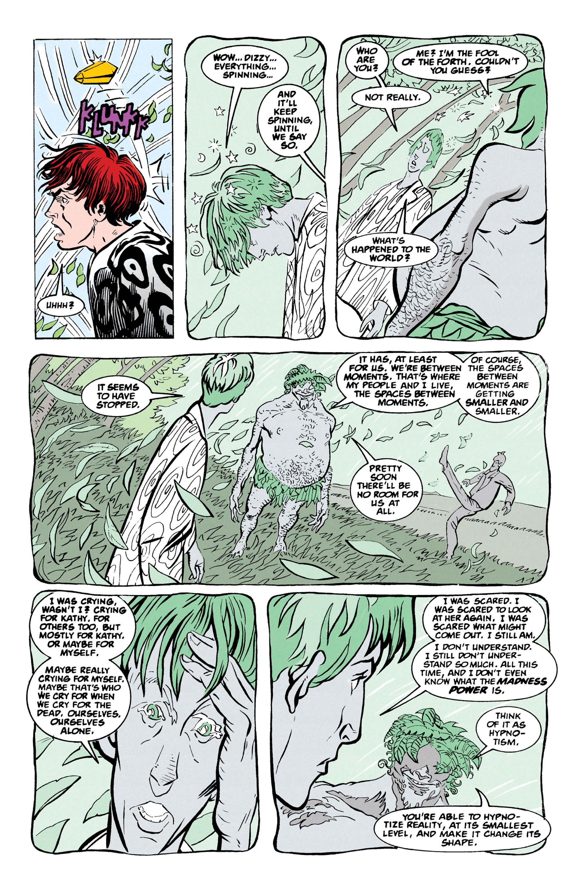 Read online Shade, the Changing Man comic -  Issue #67 - 21