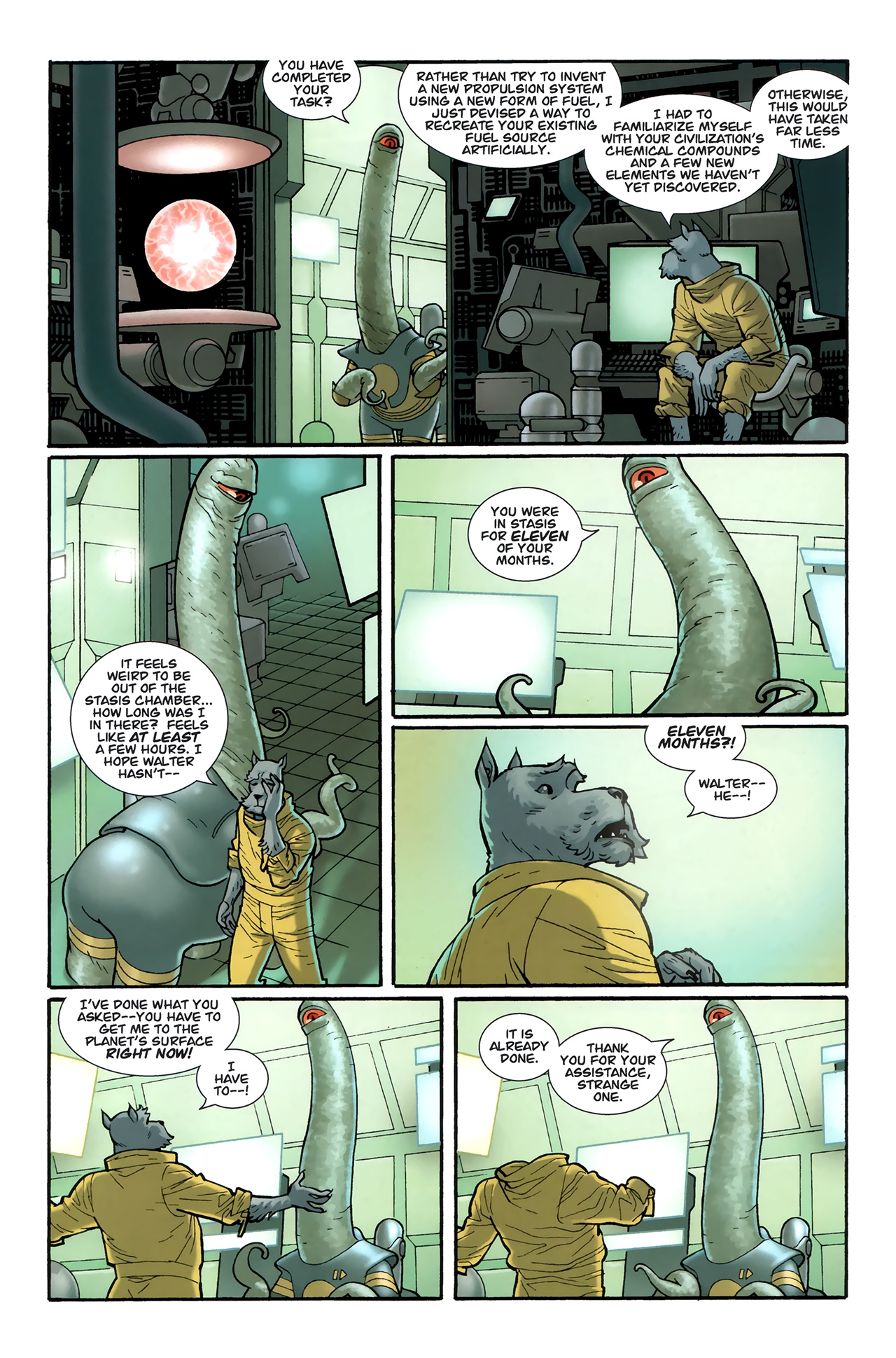 Read online Science Dog Special comic -  Issue #2 - 5
