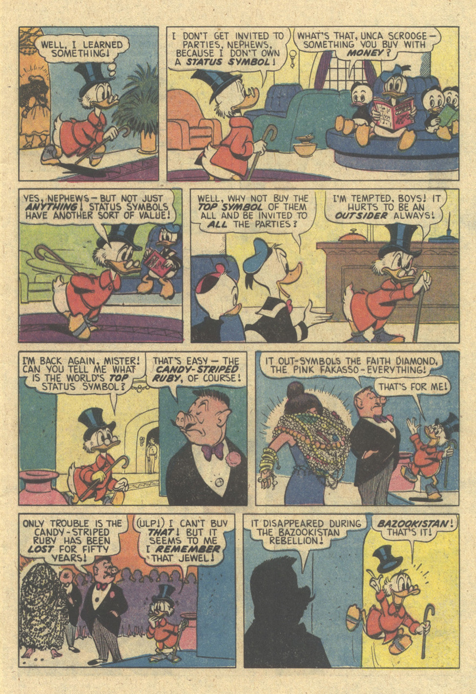 Read online Uncle Scrooge (1953) comic -  Issue #174 - 5