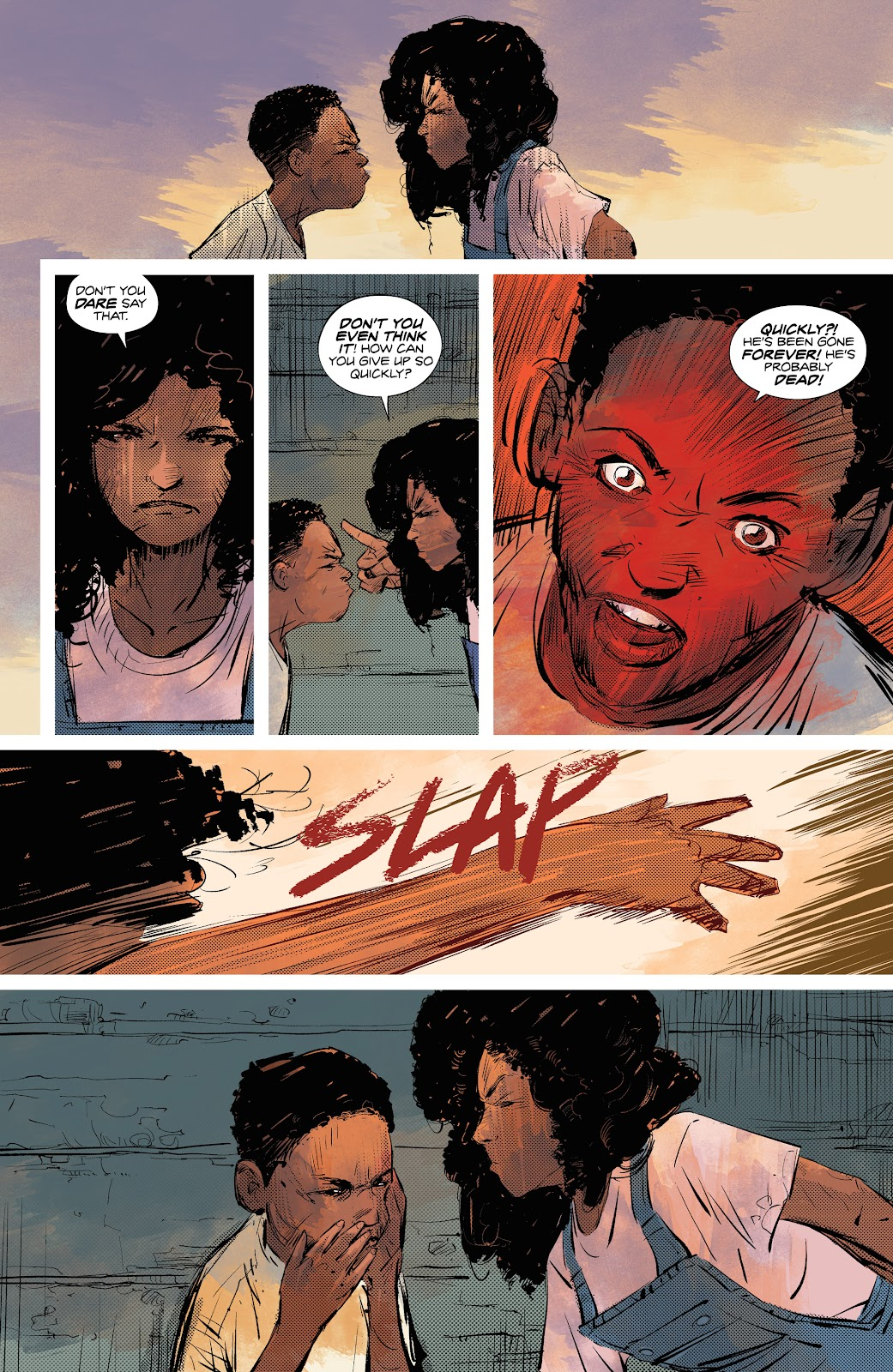 Read online Resonant comic -  Issue #3 - 12
