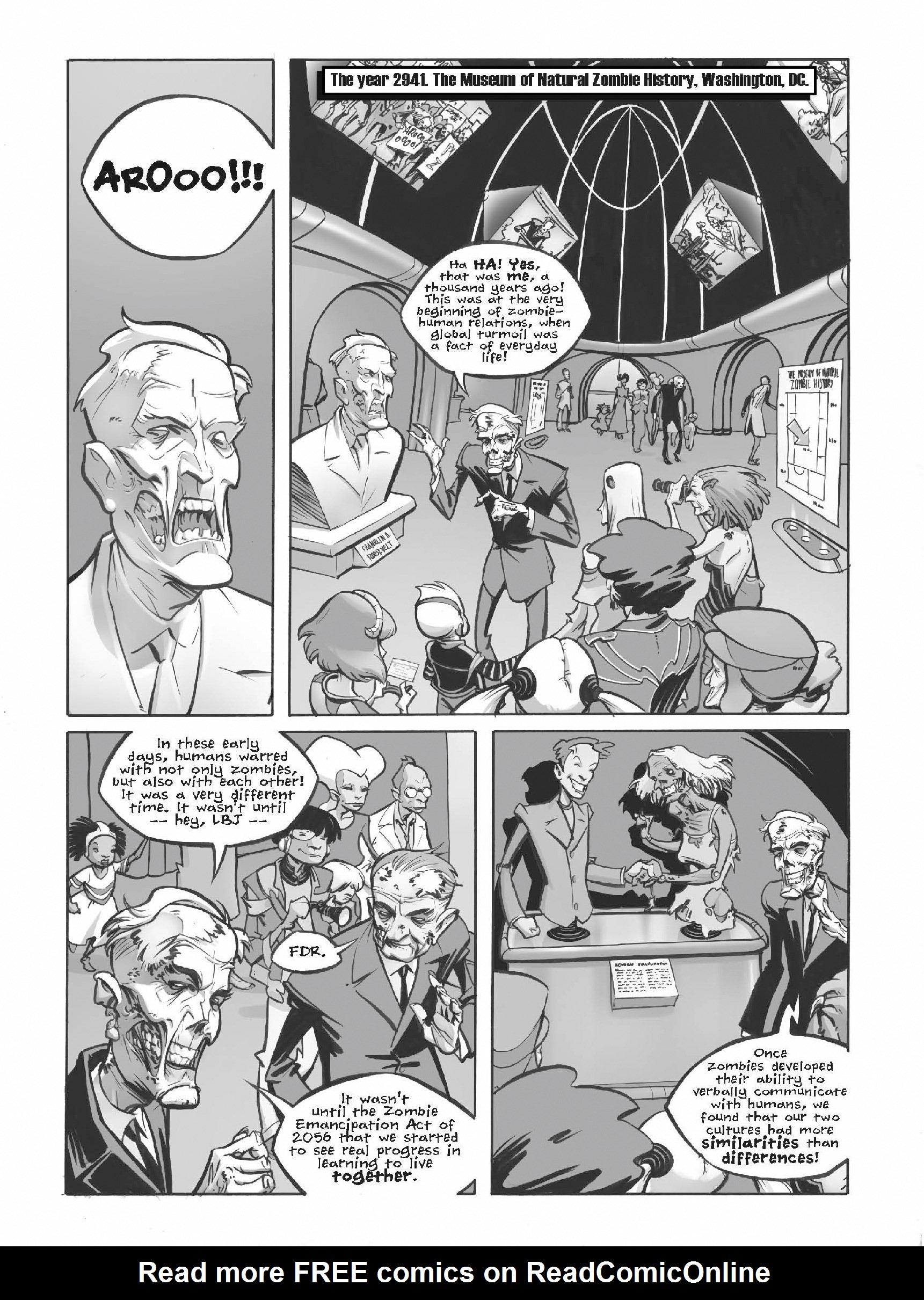 Read online FUBAR comic -  Issue #3 - 391