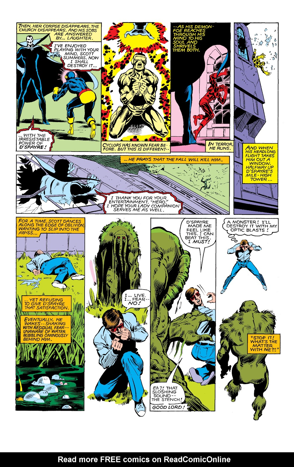 Uncanny X-Men (1963) issue 144 - Page 19
