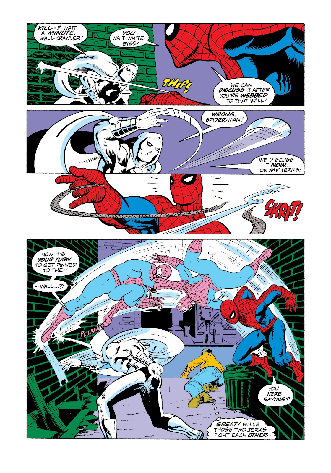 Read online Marvel Masterworks: The Spectacular Spider-Man comic -  Issue # TPB 2 (Part 2) - 31