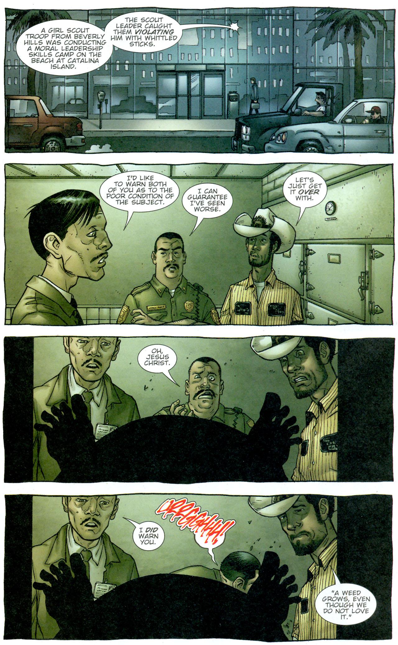 Read online The Exterminators comic -  Issue #13 - 10