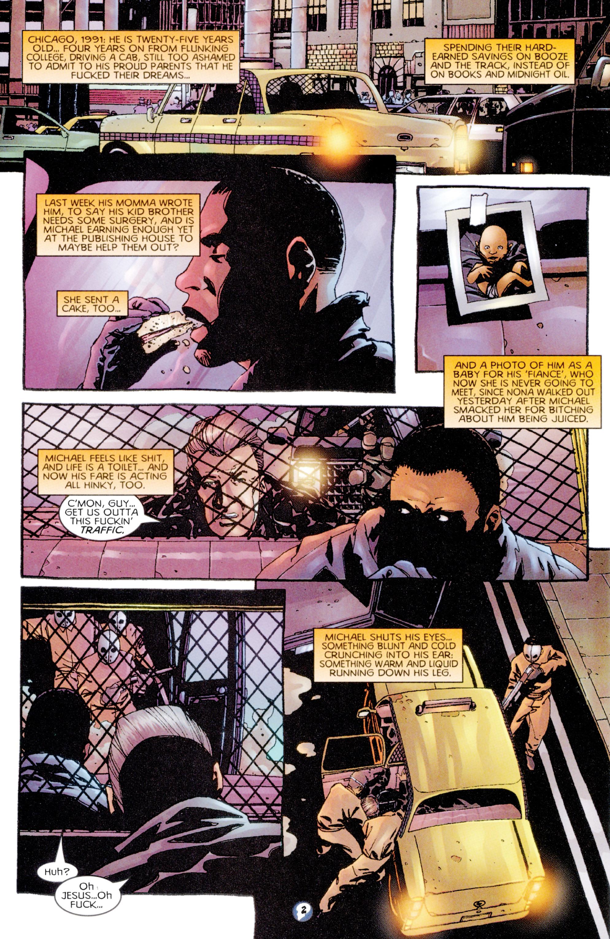 Read online Shadowman (1997) comic -  Issue #7 - 3