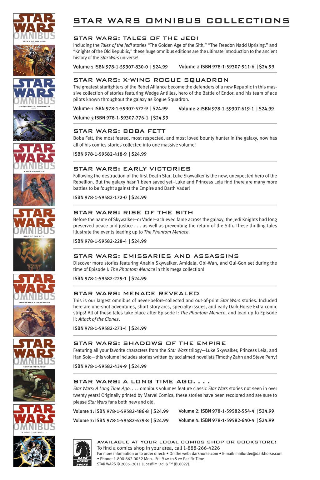 Read online Star Wars Omnibus comic -  Issue # Vol. 18.5 - 287