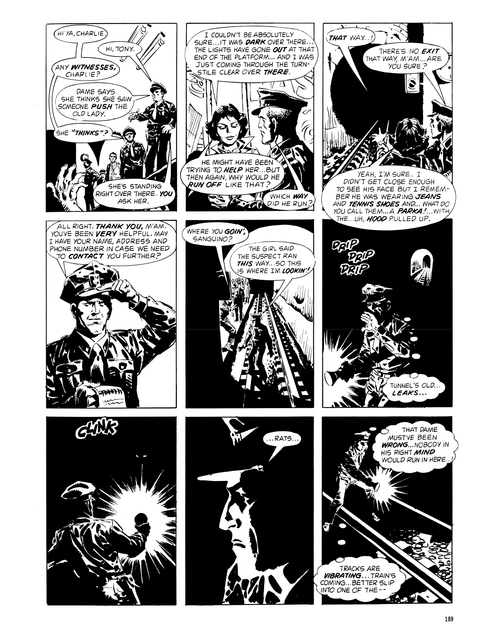 Read online Eerie Archives comic -  Issue # TPB 18 - 186
