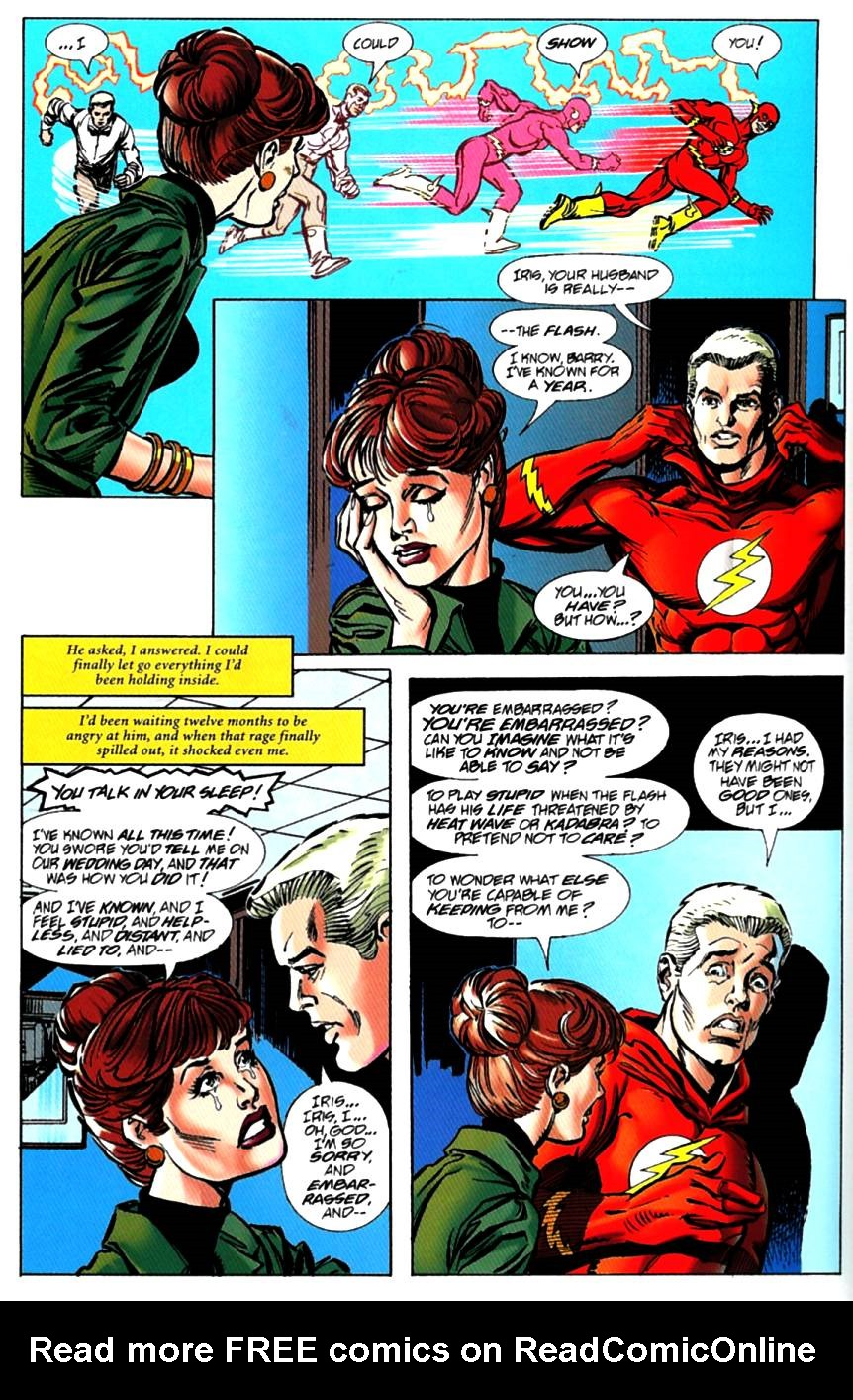 Read online The Life Story of the Flash comic -  Issue # Full - 56