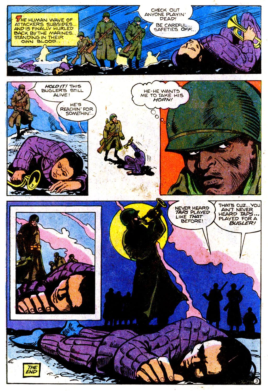 Read online Sgt. Rock comic -  Issue #349 - 23