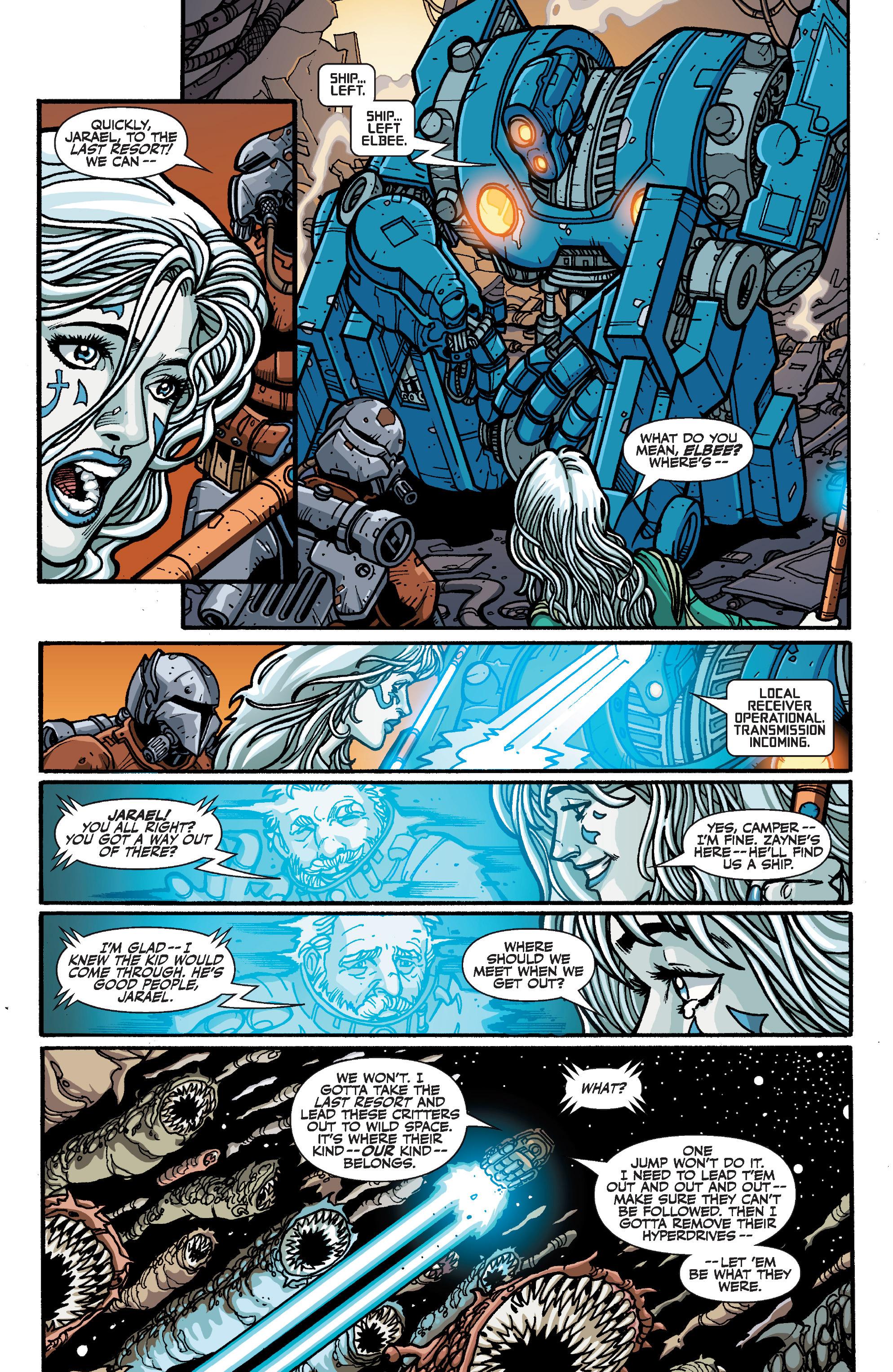 Read online Star Wars Omnibus comic -  Issue # Vol. 32 - 70