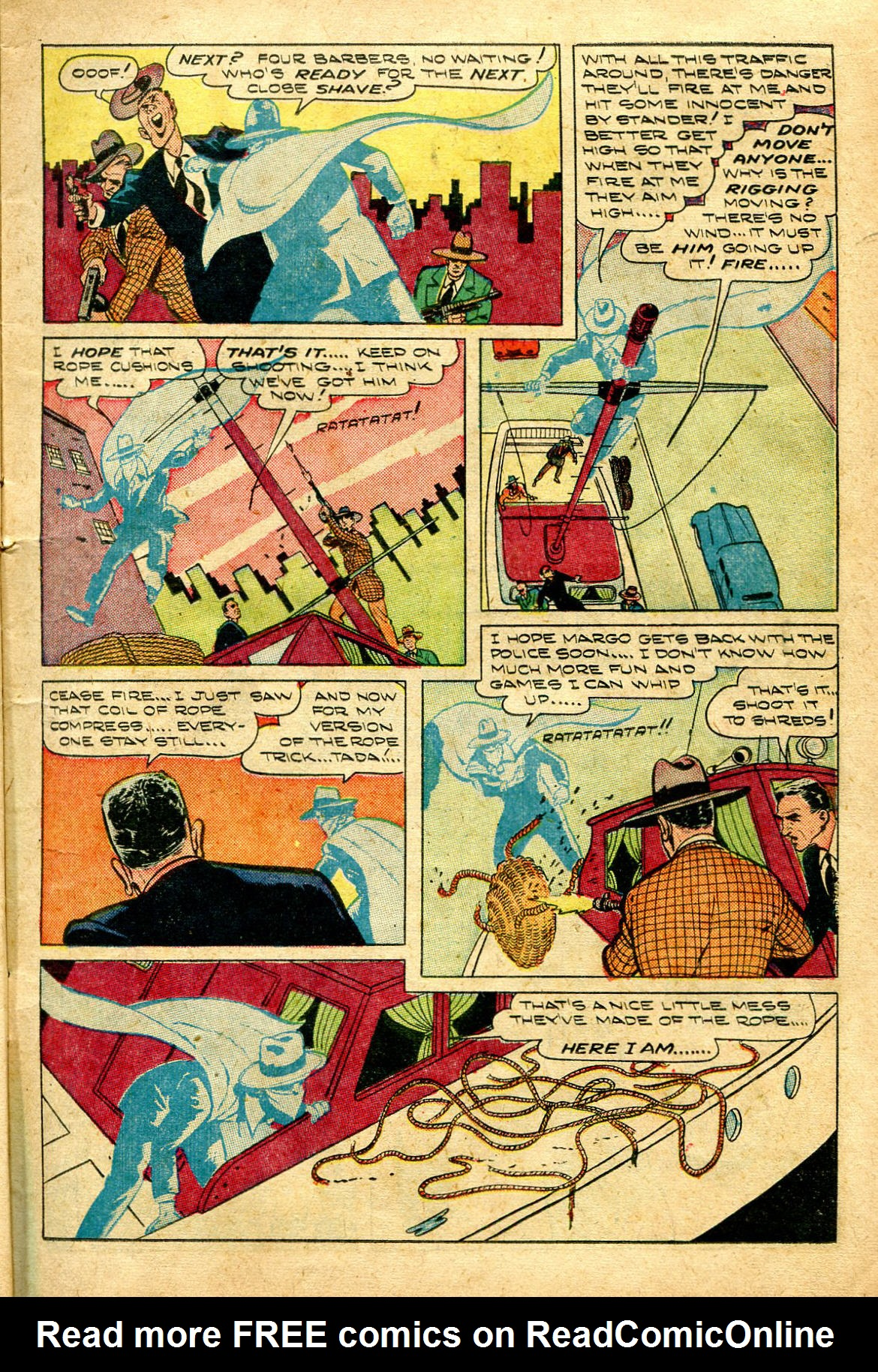 Read online Shadow Comics comic -  Issue #96 - 15