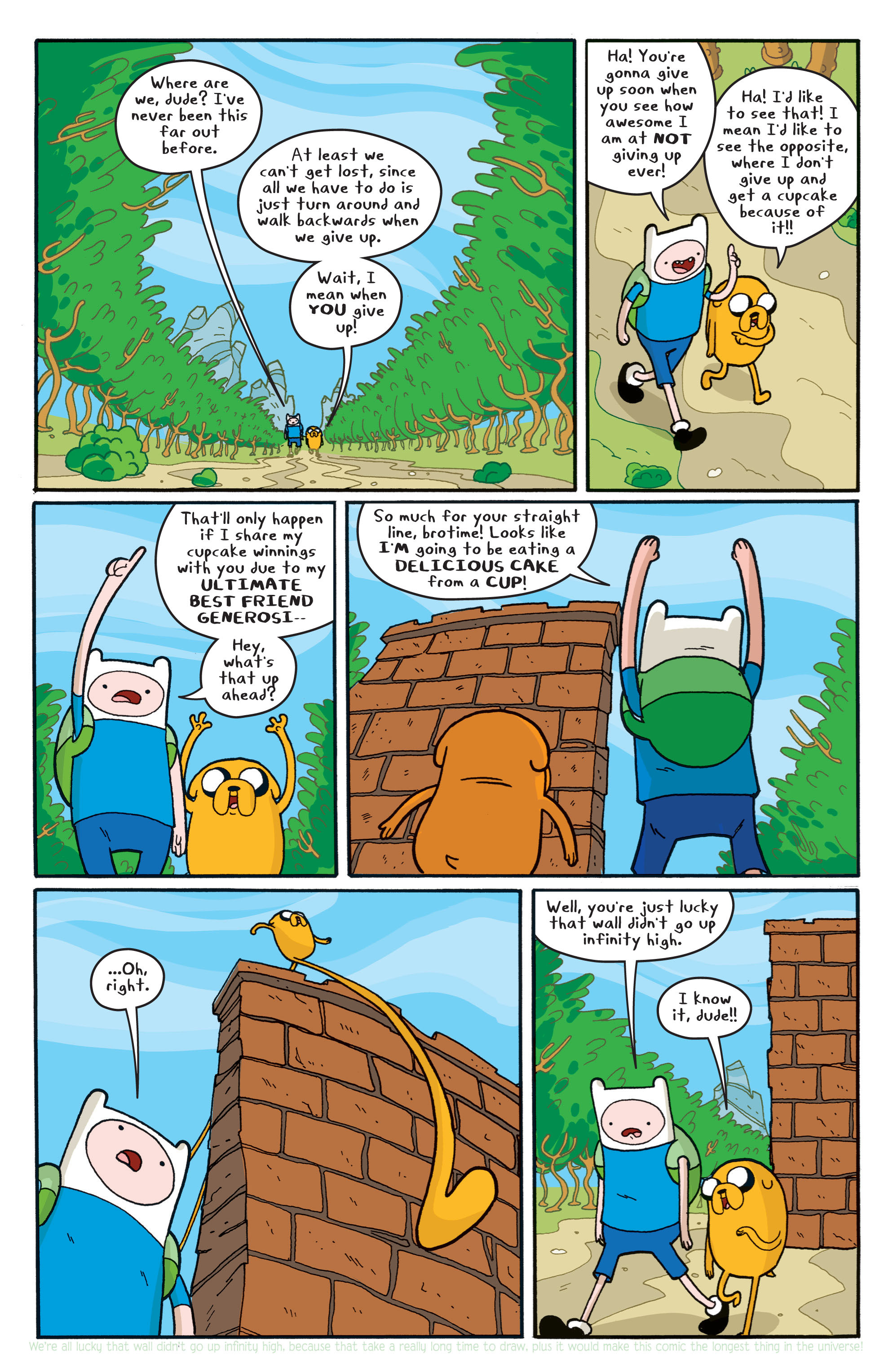 Read online Adventure Time comic -  Issue #5 - 11