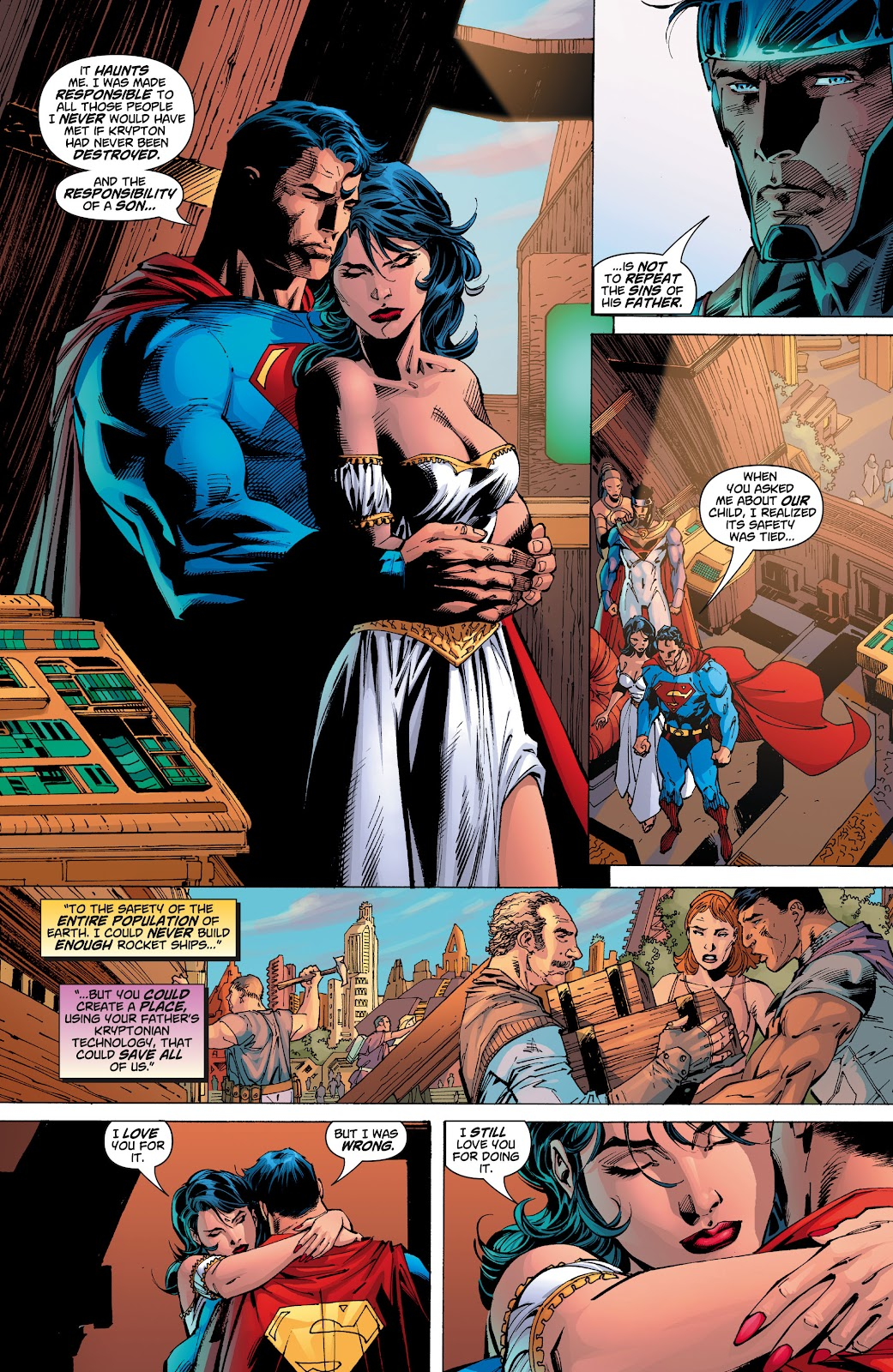 Read online Superman: For Tomorrow comic -  Issue # TPB (Part 3) - 37