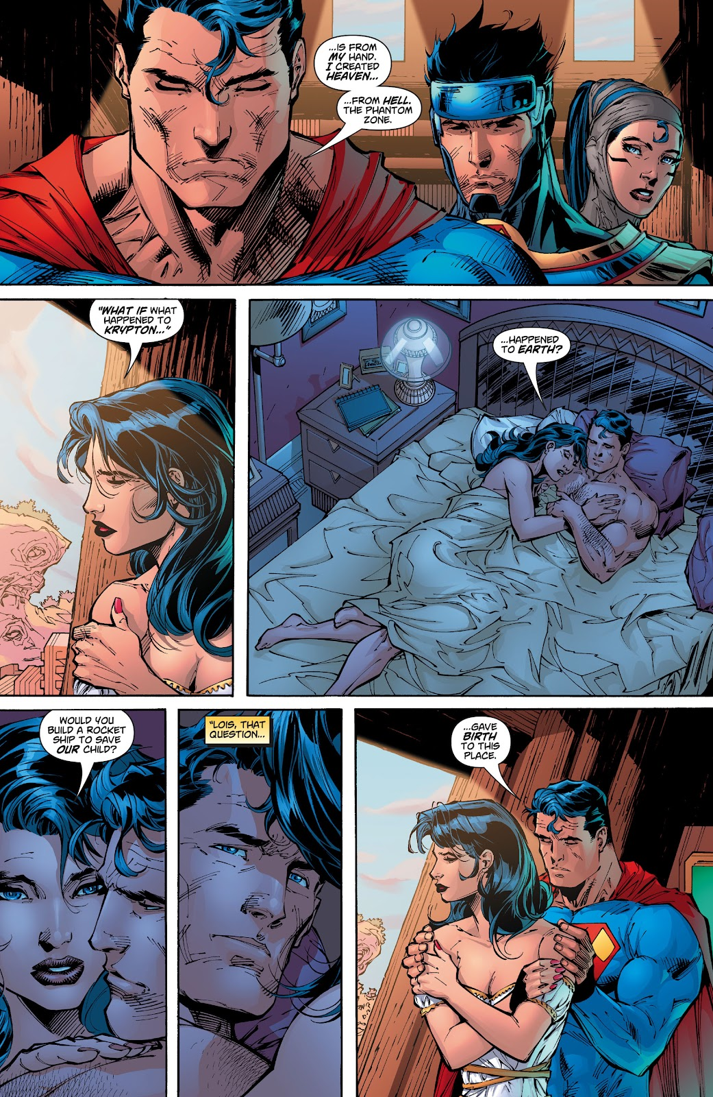 Read online Superman: For Tomorrow comic -  Issue # TPB (Part 3) - 35
