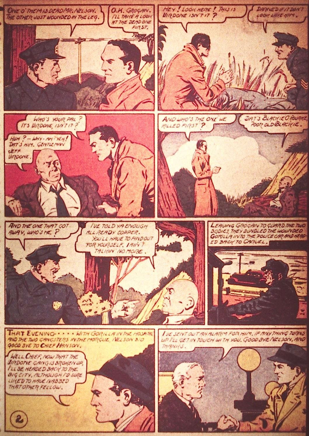 Read online Detective Comics (1937) comic -  Issue #25 - 43