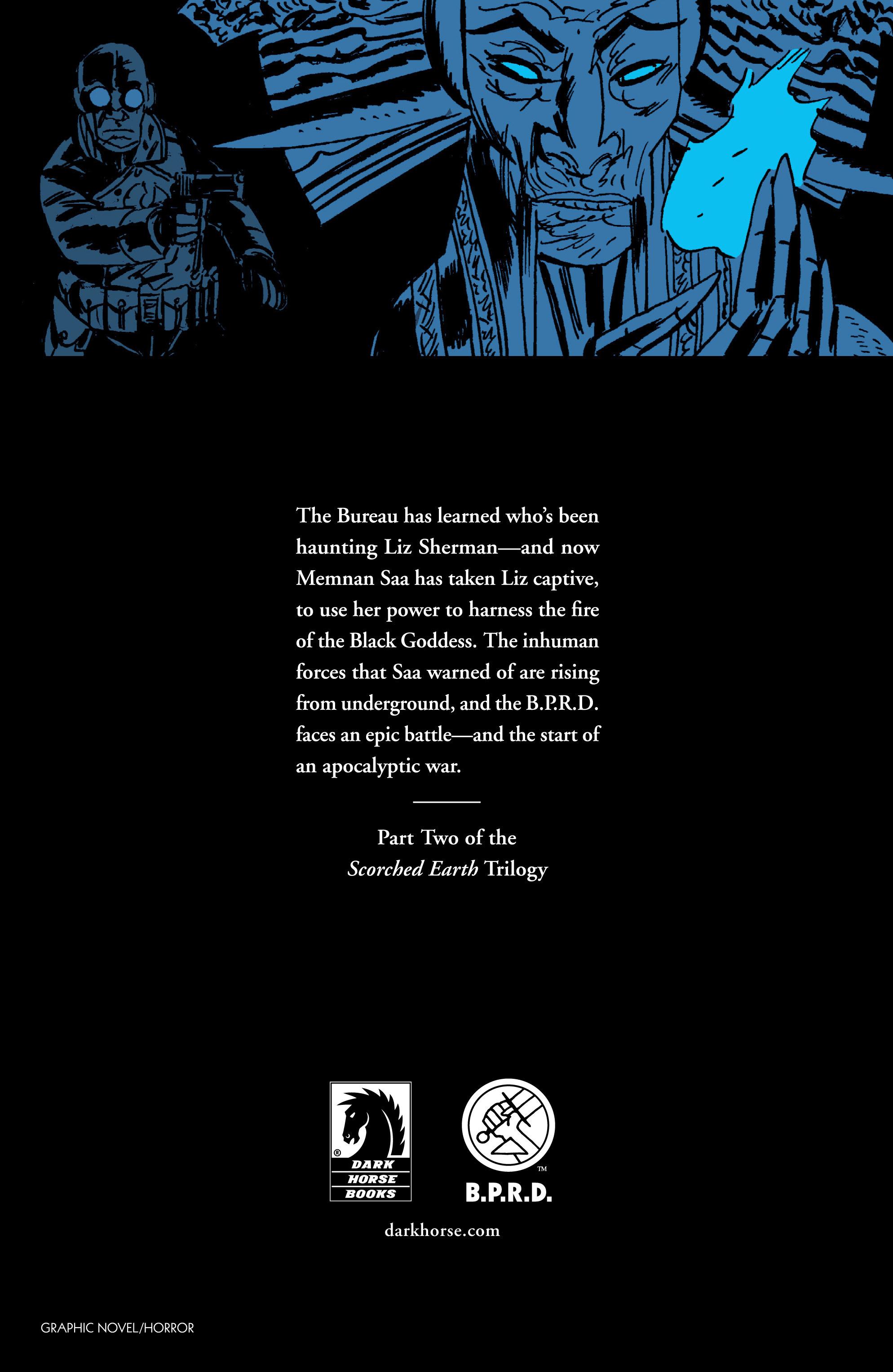 Read online B.P.R.D. (2003) comic -  Issue # TPB 11 - 145
