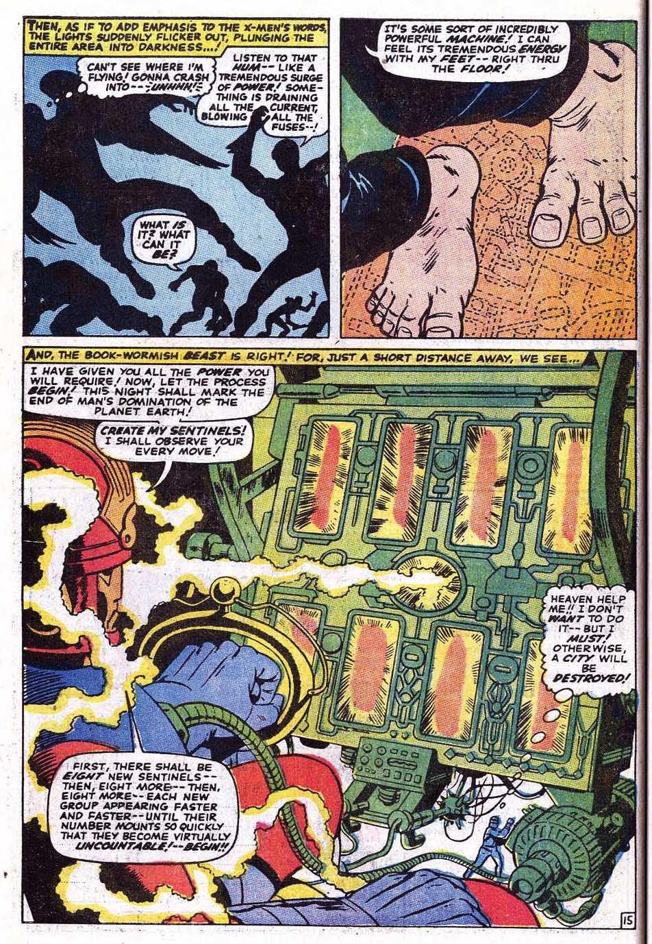 Uncanny X-Men (1963) issue 69 - Page 20
