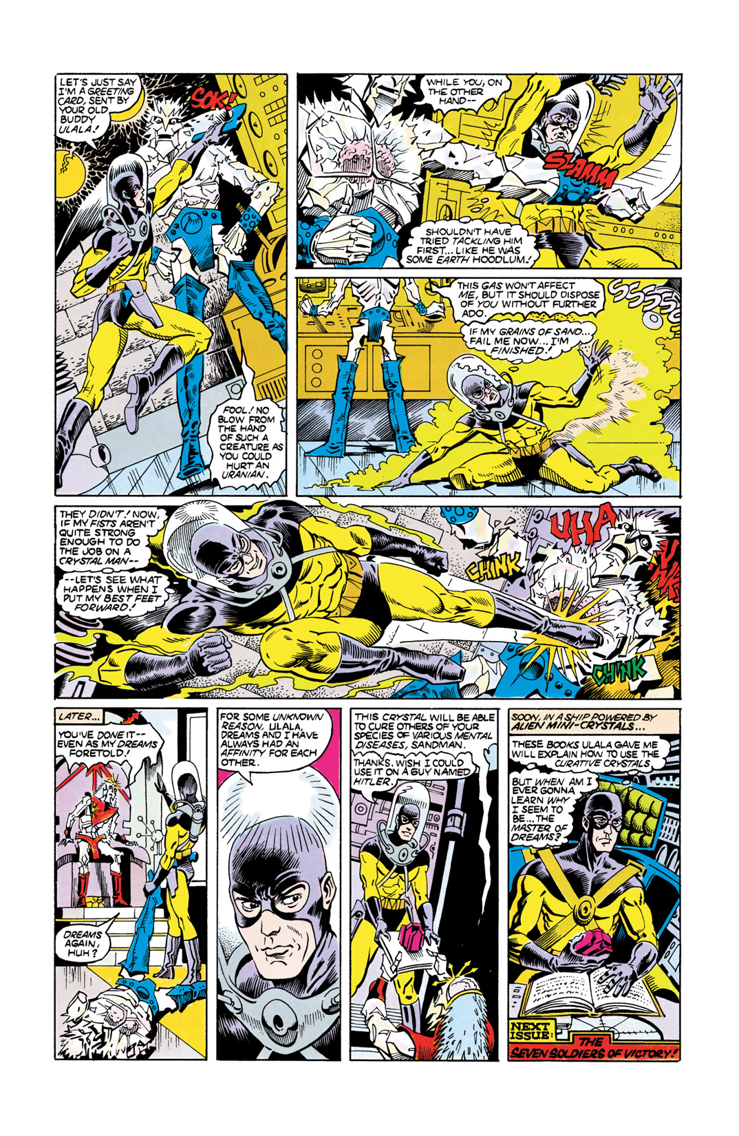 Read online All-Star Squadron comic -  Issue #55 - 23