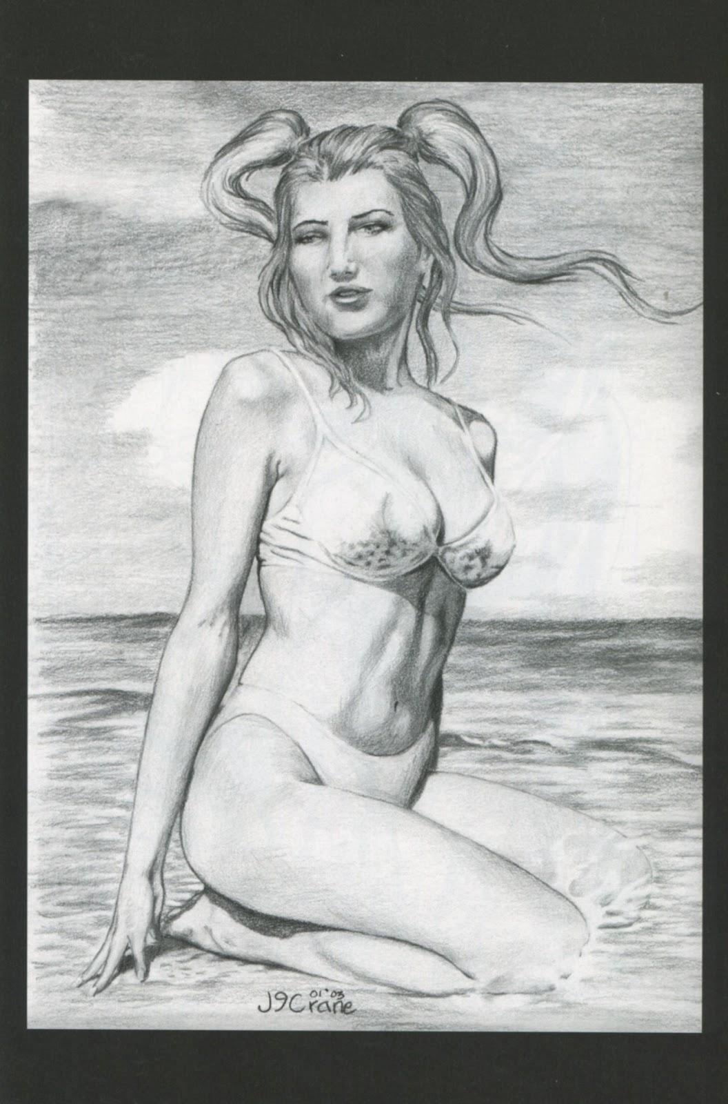 Read online Latex Alice - Bikini Bash Swimsuit Special comic -  Issue # Full - 15