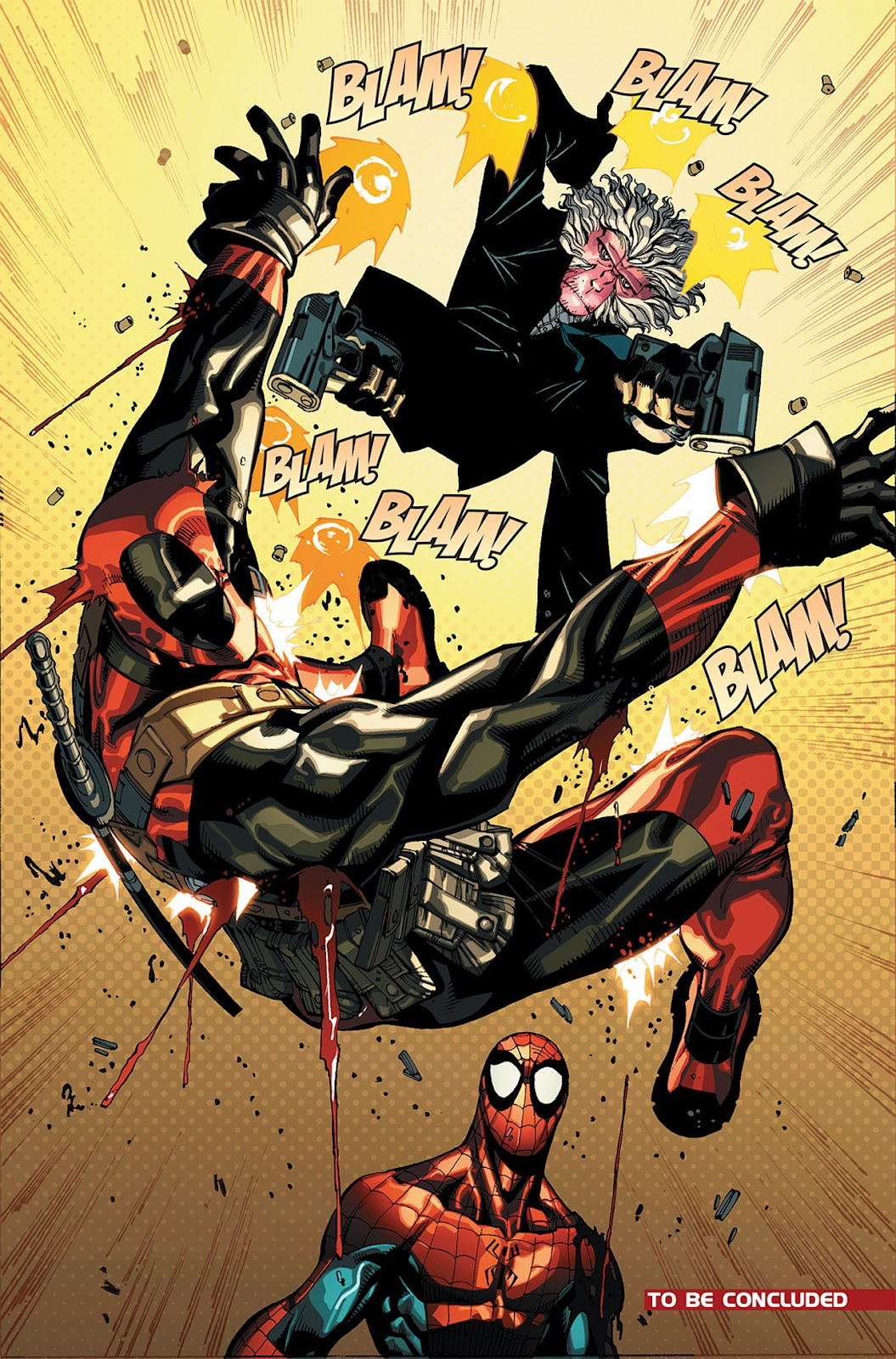 Read online Deadpool (2008) comic -  Issue #20 - 24