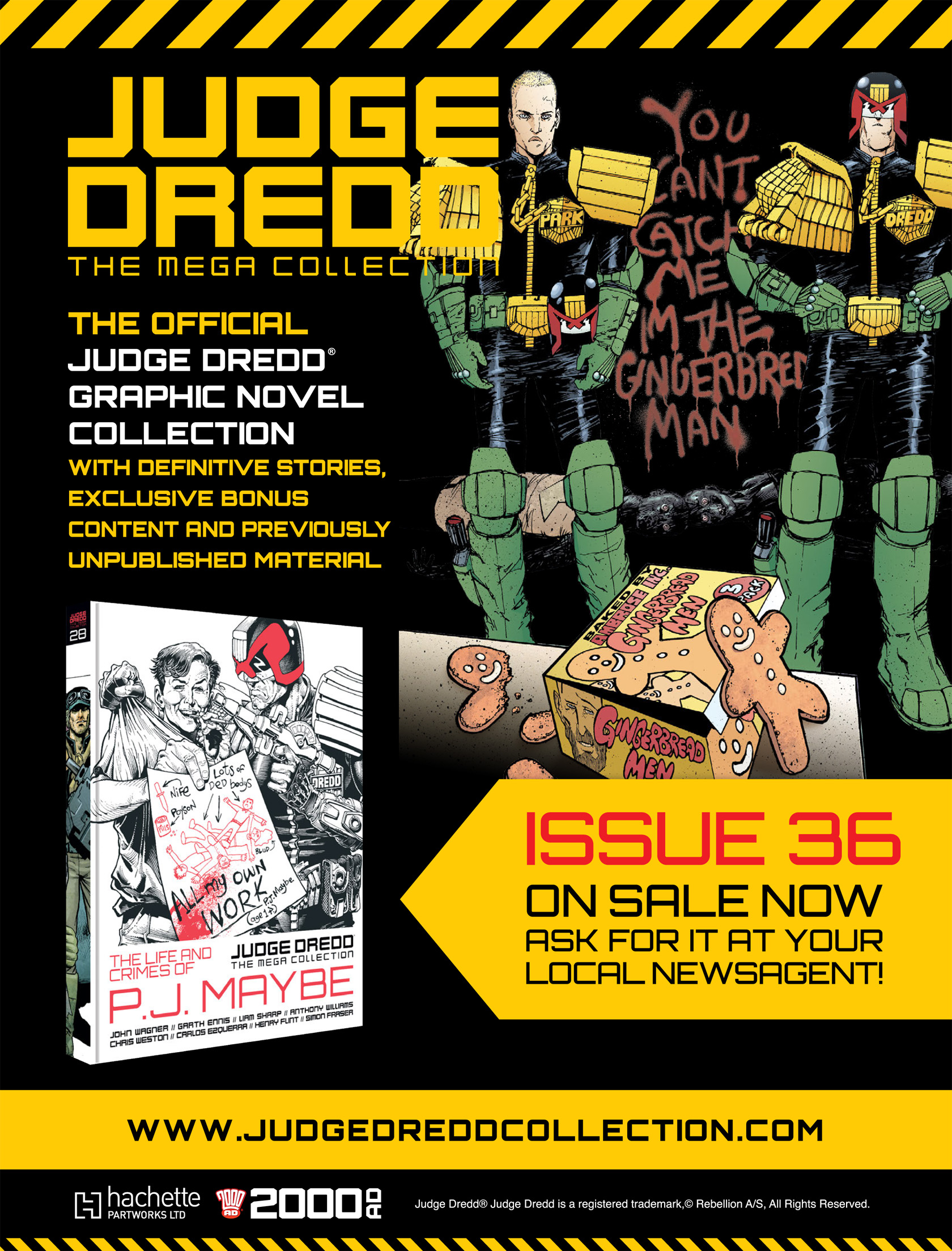Read online 2000 AD comic -  Issue #1983 - 32
