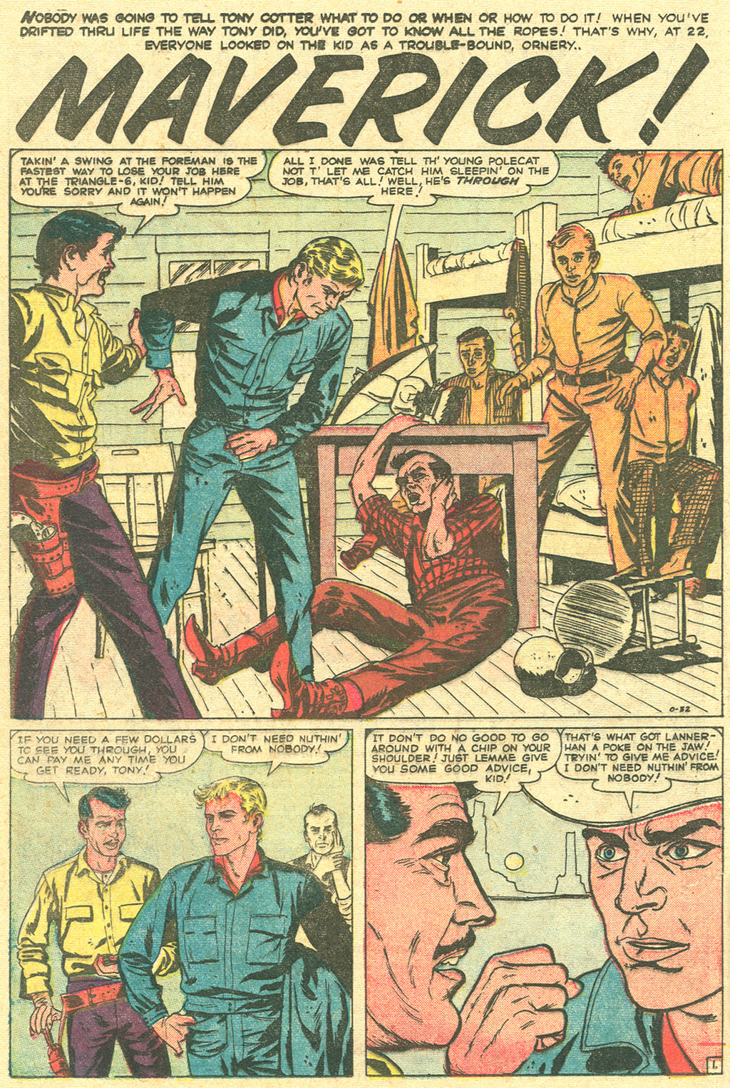 Read online Two-Gun Kid comic -  Issue #44 - 20