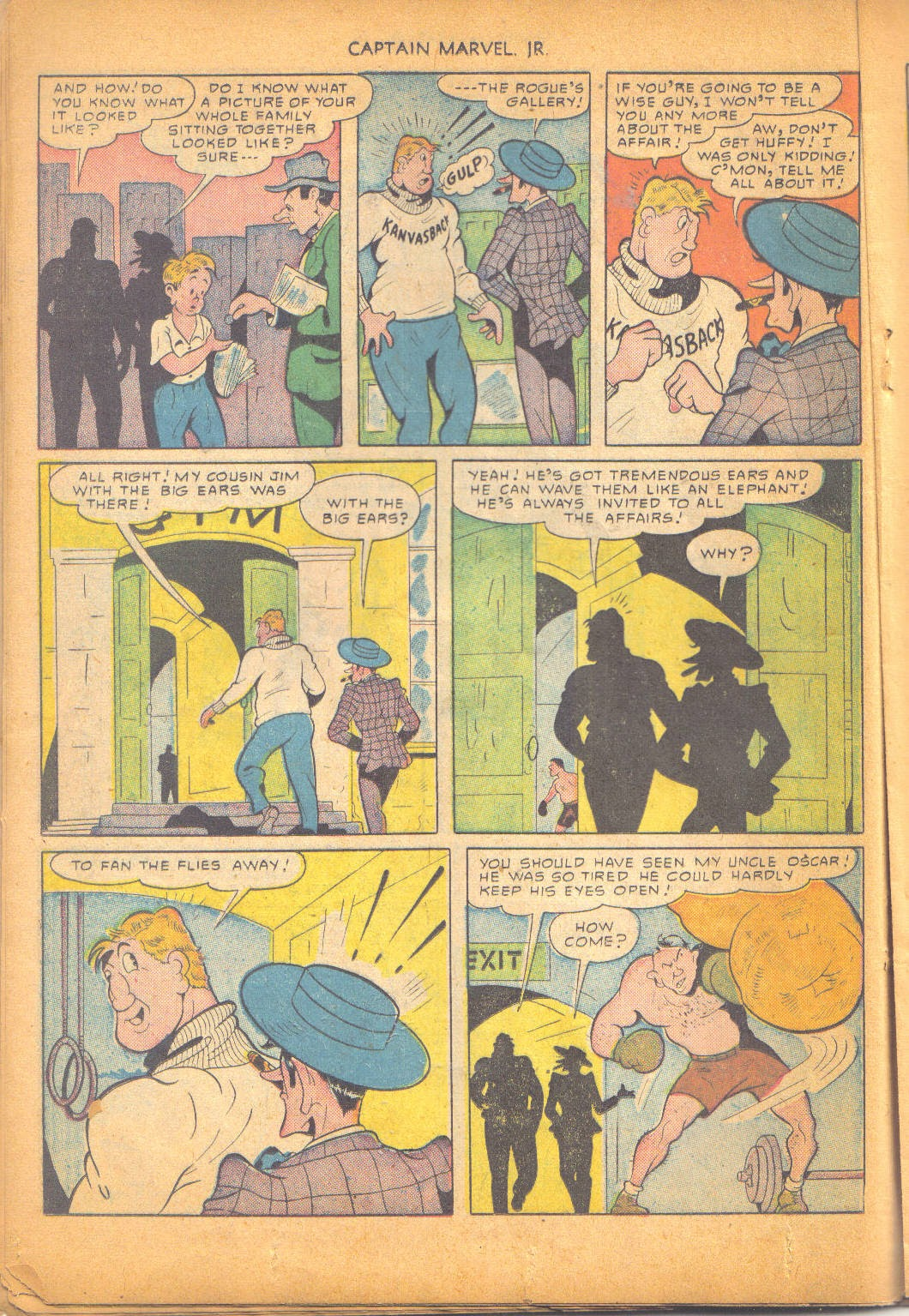 Captain Marvel, Jr. issue 95 - Page 23