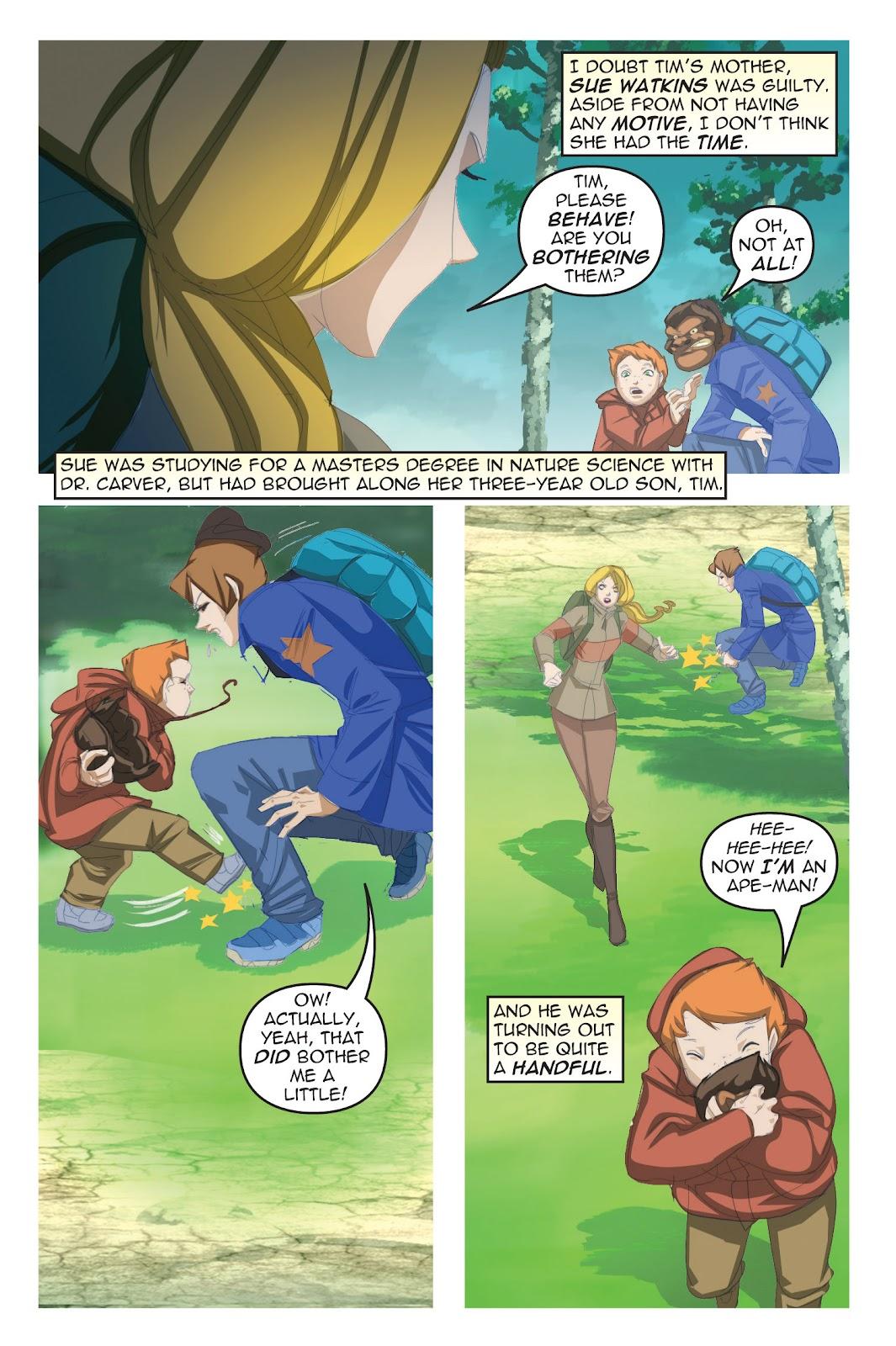 Read online Nancy Drew comic -  Issue #19 - 15