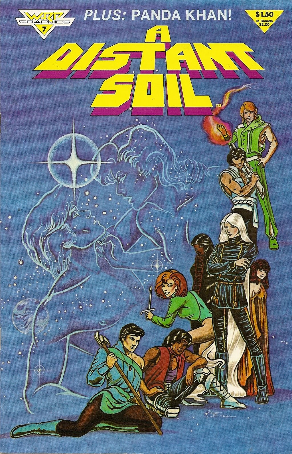 A Distant Soil (1983) 7 Page 1