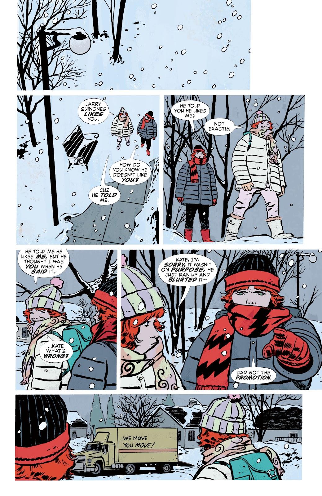 Read online Detective Comics (1937) comic -  Issue # _TPB Batwoman – Elegy (New Edition) (Part 1) - 88