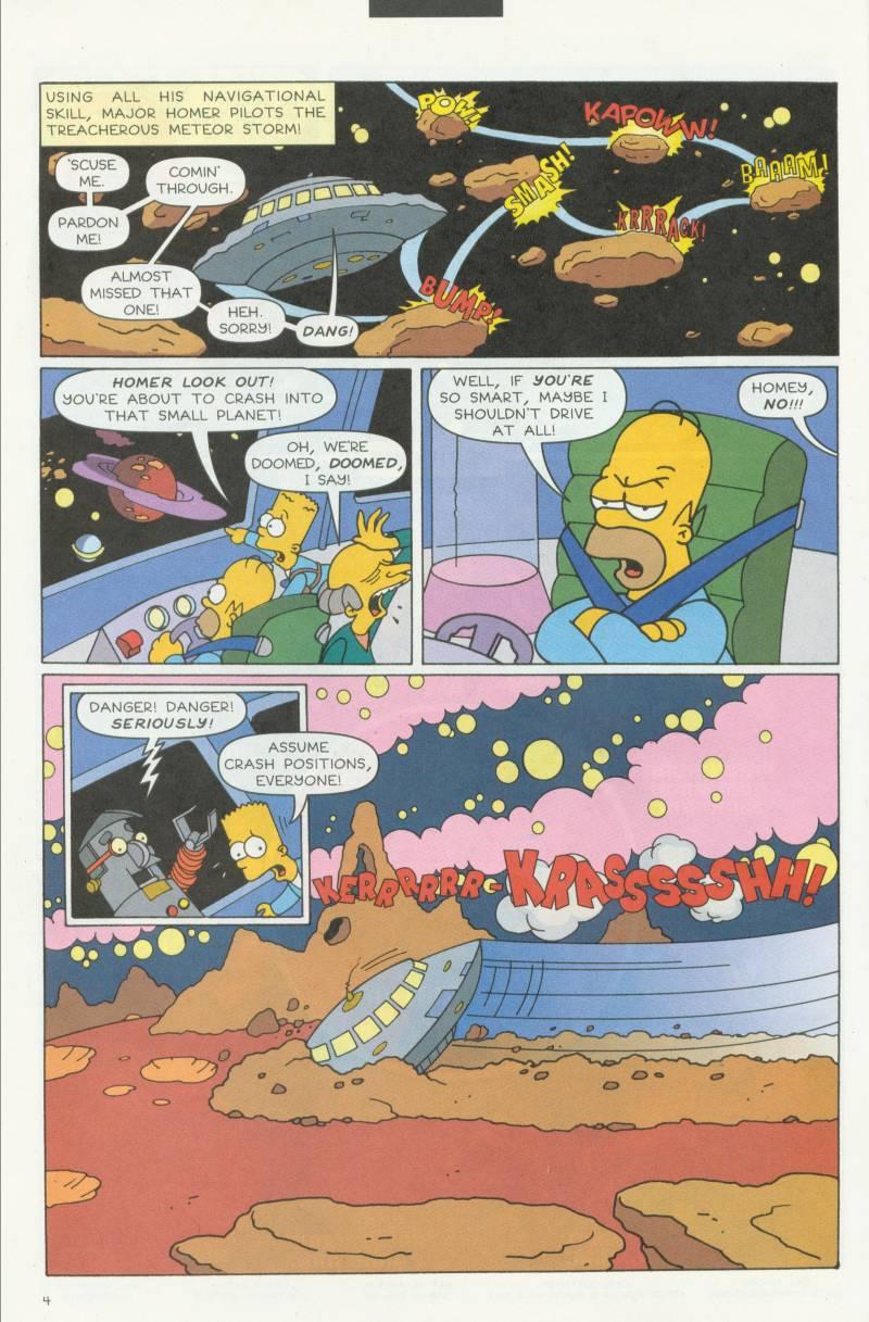 Read online Simpsons Comics Presents Bart Simpson comic -  Issue #3 - 6