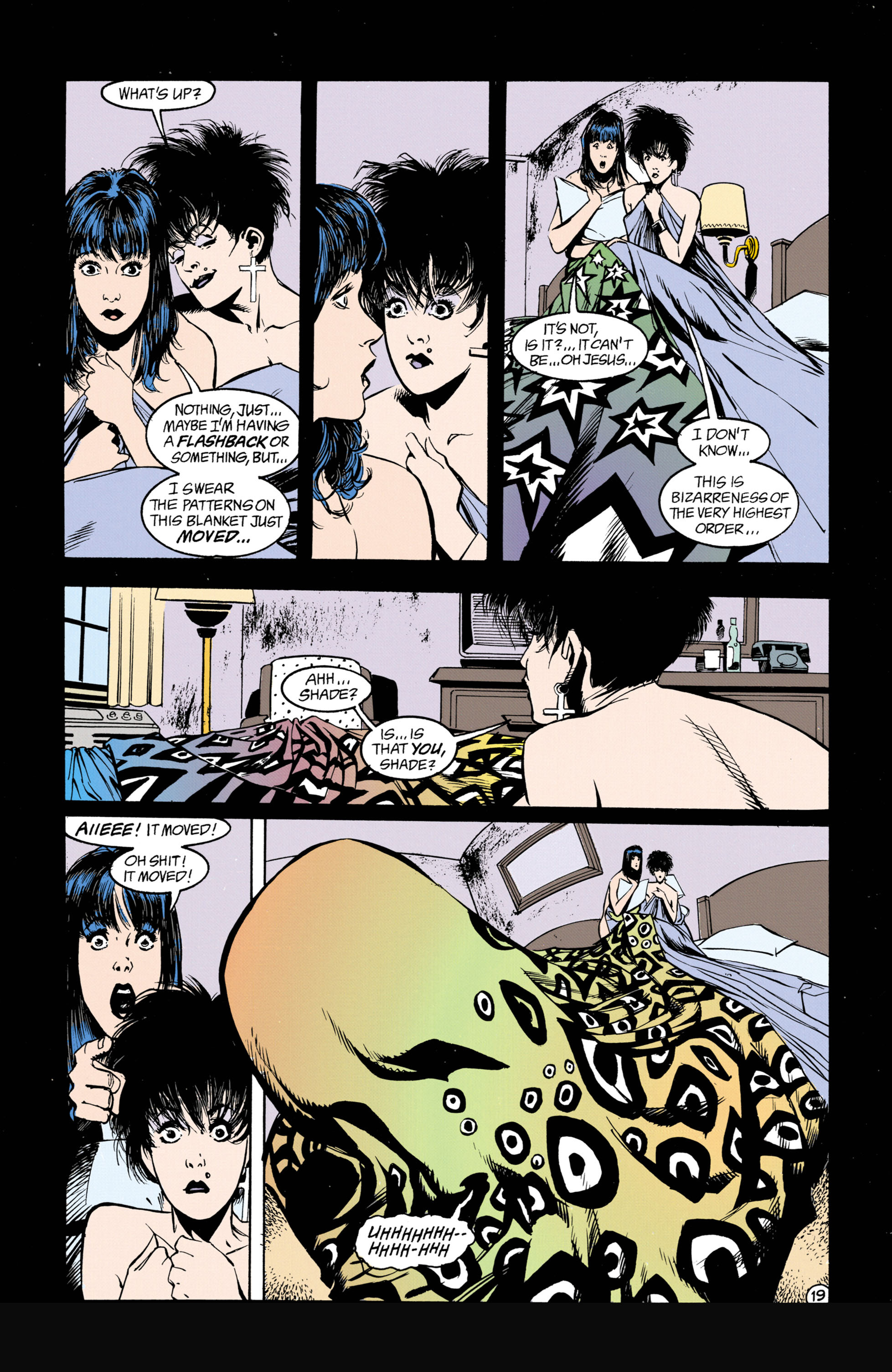 Read online Shade, the Changing Man comic -  Issue #26 - 20