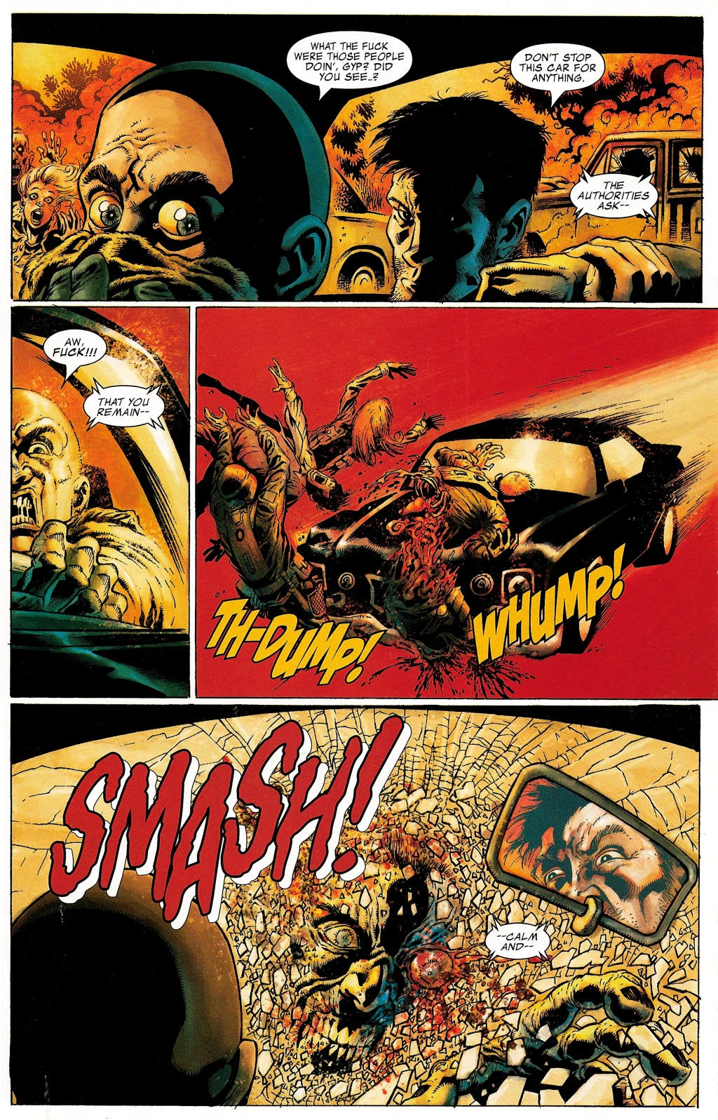 Read online Zombie (2006) comic -  Issue #1 - 9