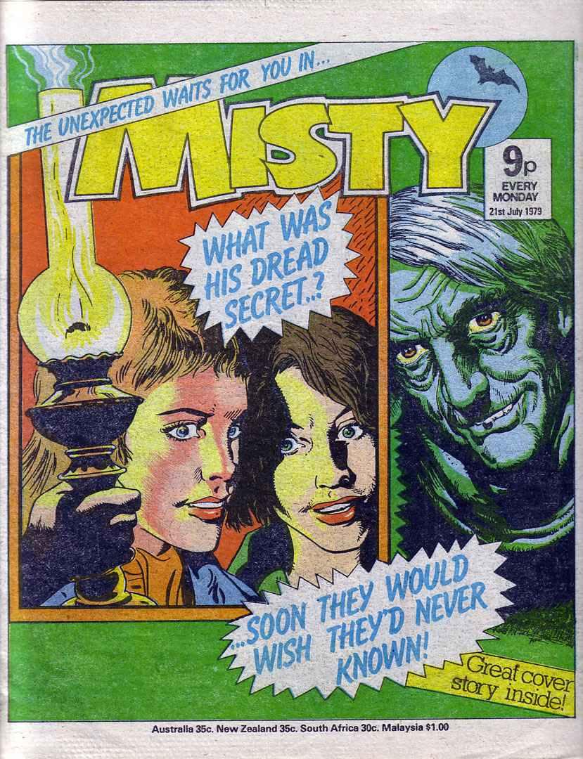 Misty (1978) 76 Page 1