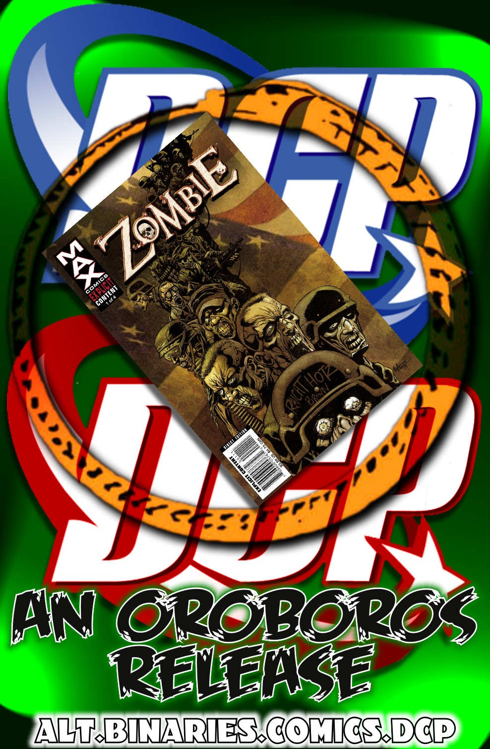 Read online Zombie (2006) comic -  Issue #1 - 24