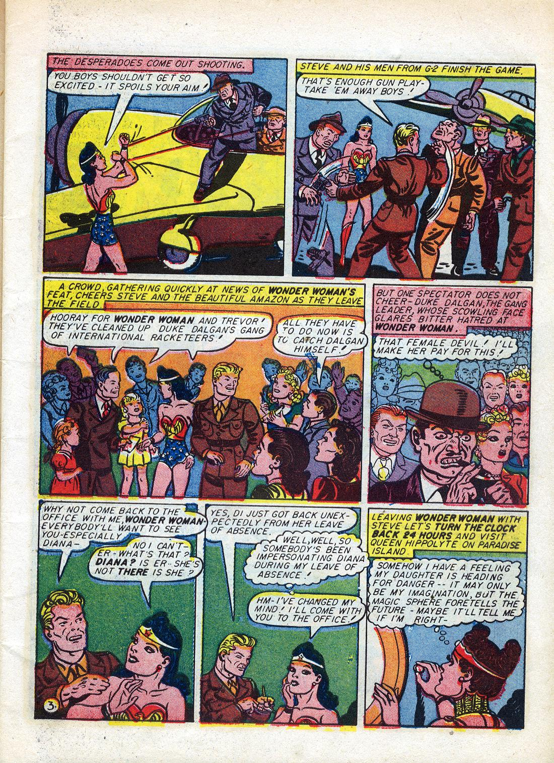 Read online Sensation (Mystery) Comics comic -  Issue #26 - 5