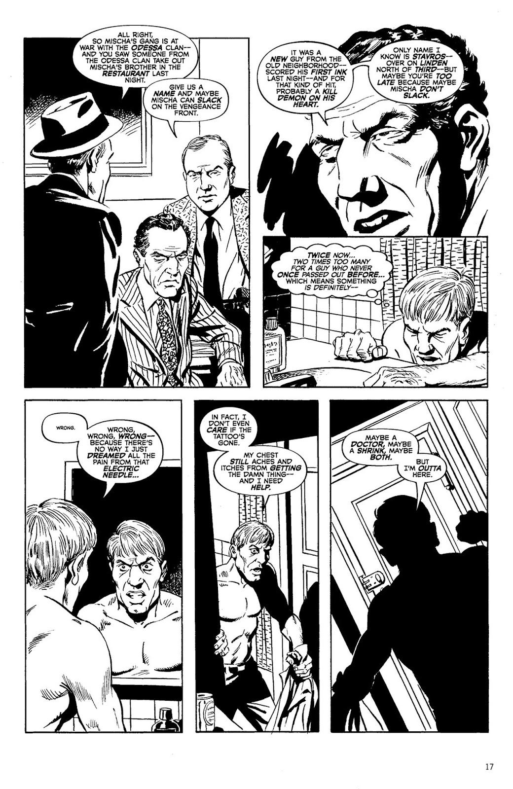 Creepy (2009) Issue #3 #3 - English 19