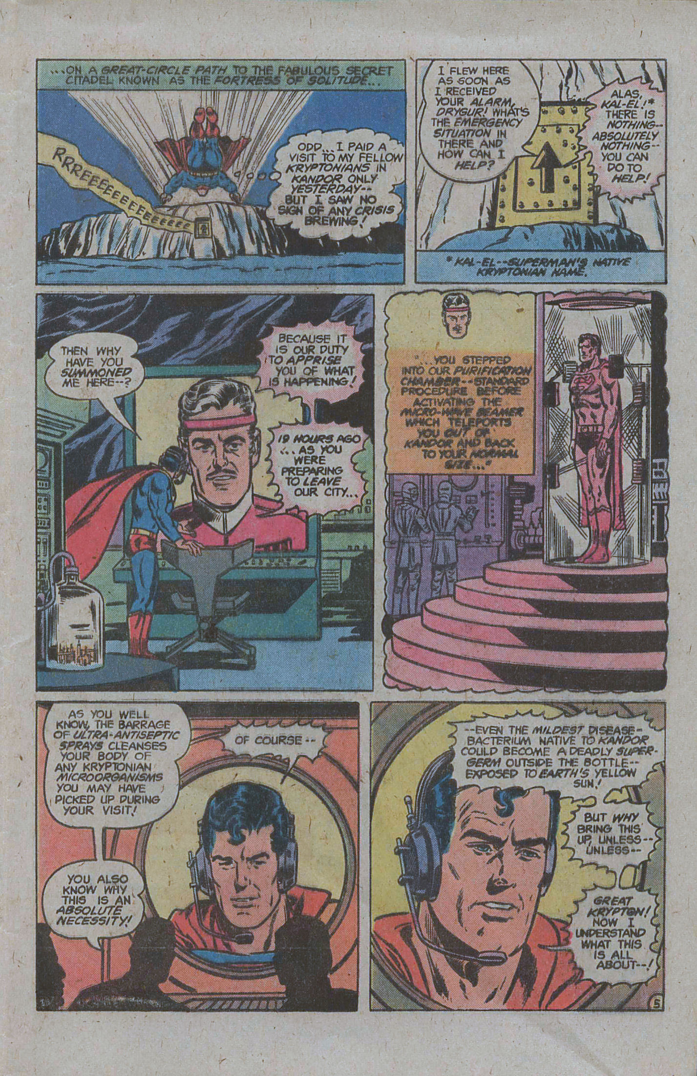 Read online Action Comics (1938) comic -  Issue #496 - 9
