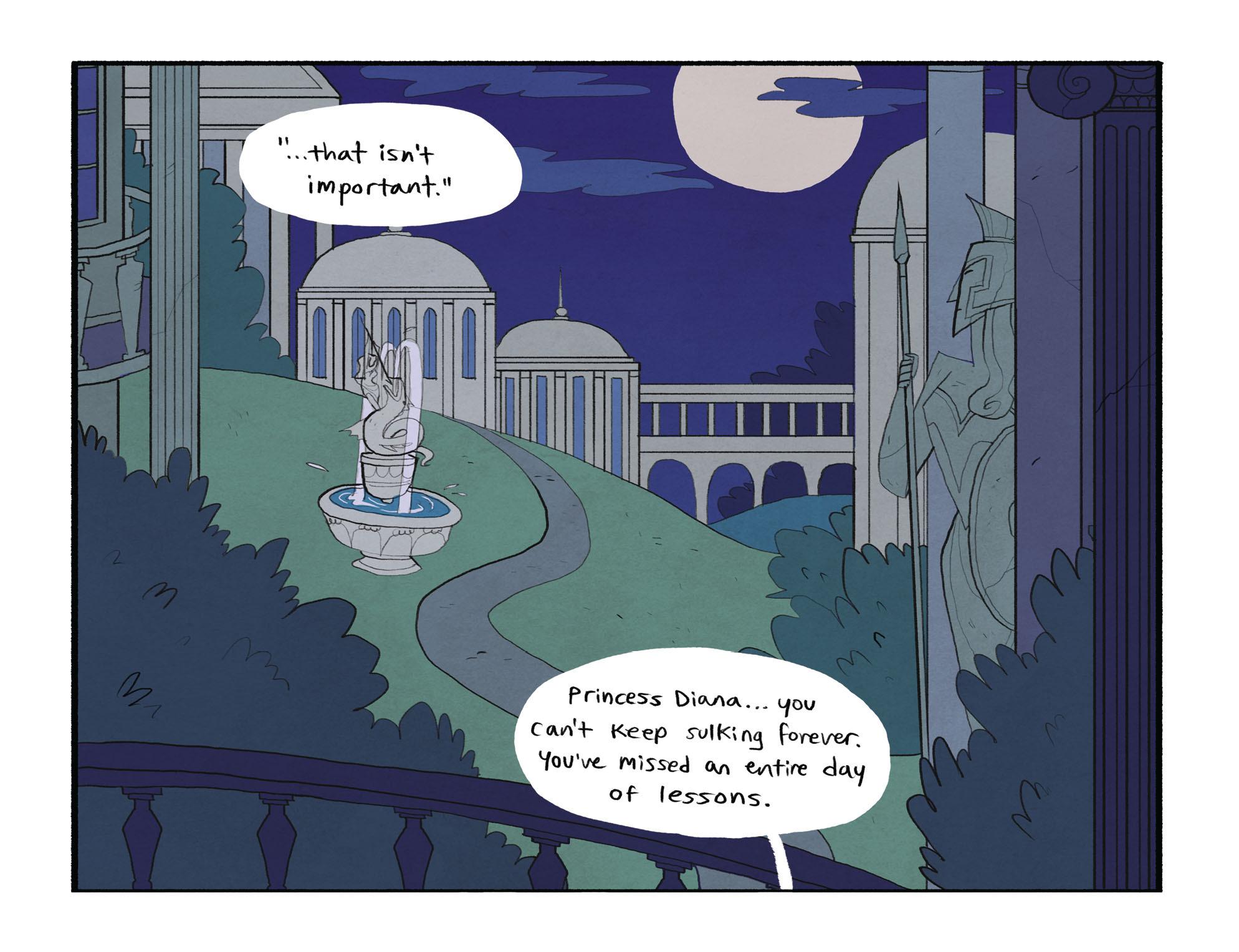 Read online Sensation Comics Featuring Wonder Woman comic -  Issue #23 - 9