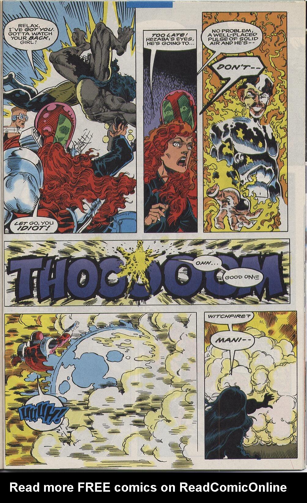 Read online Alpha Flight (1983) comic -  Issue #111 - 13