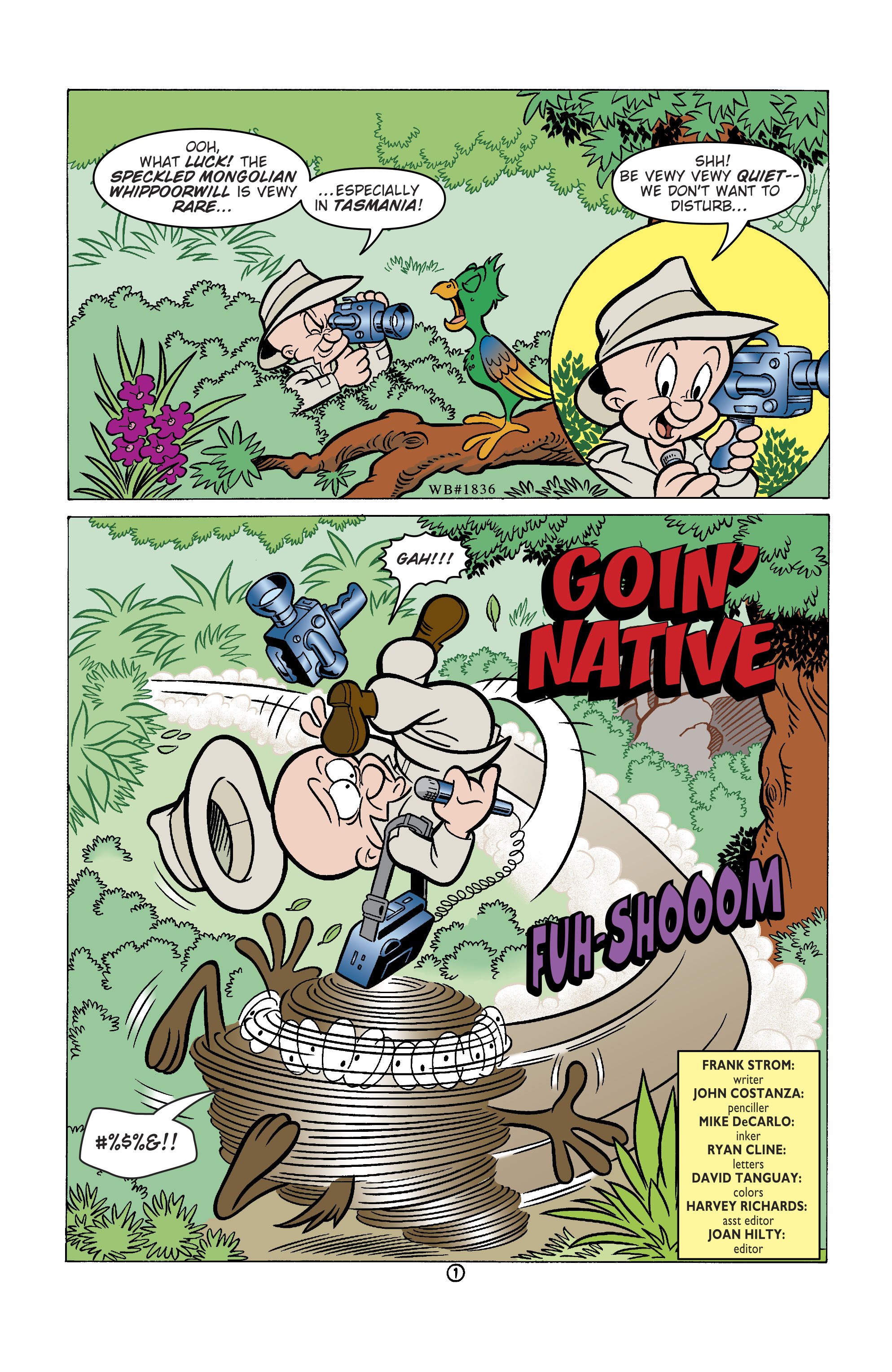 Read online Looney Tunes (1994) comic -  Issue #236 - 16