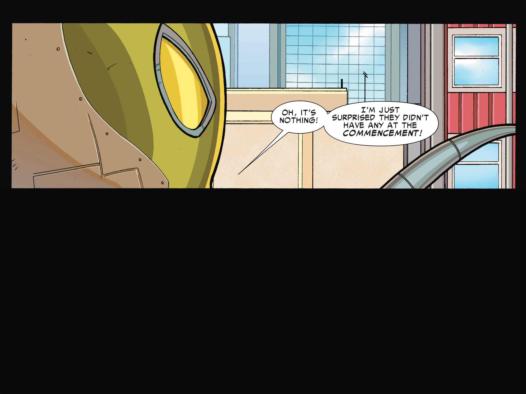 Read online Ultimate Spider-Man (Infinite Comics) (2016) comic -  Issue #1 - 11
