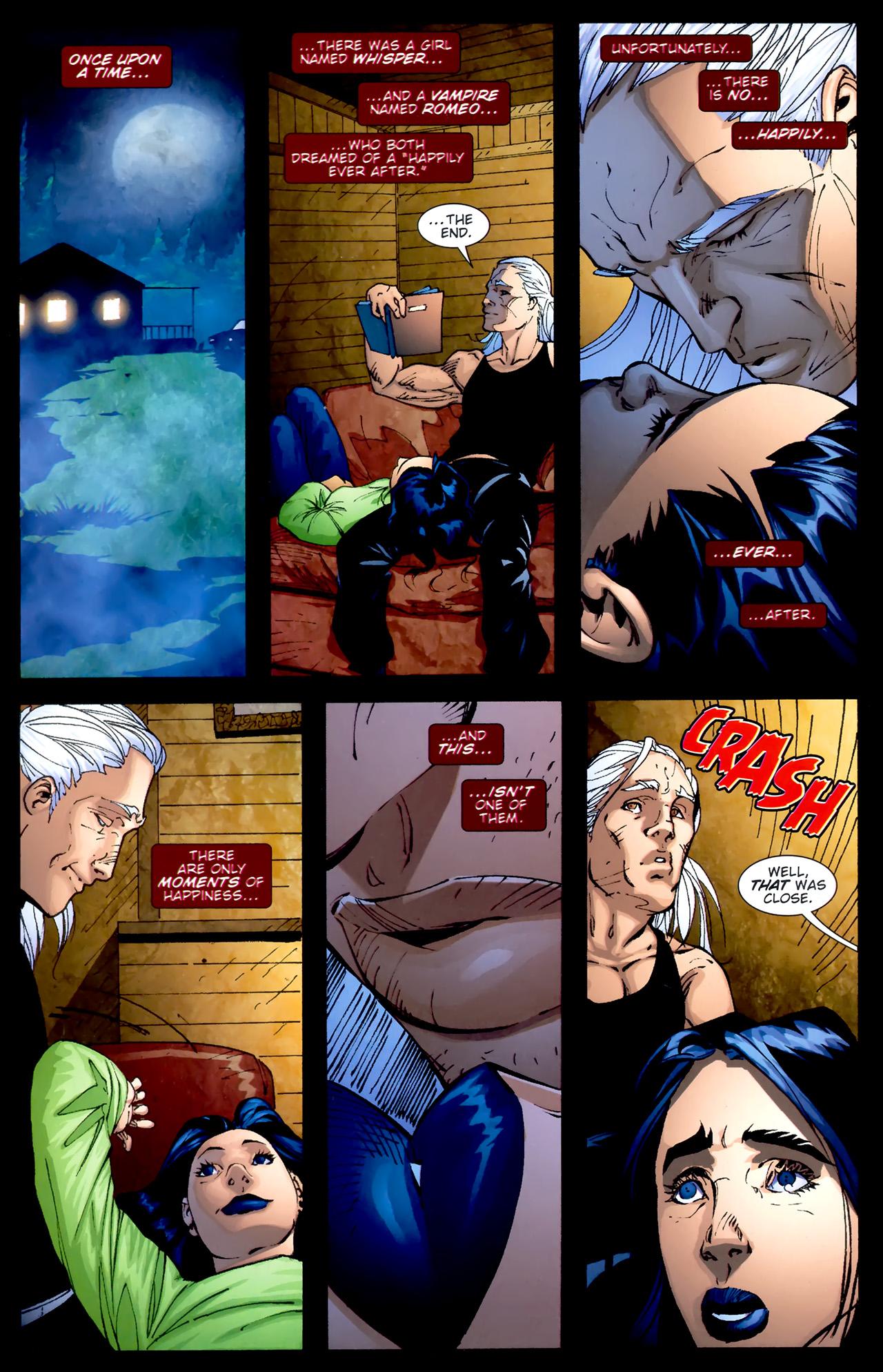 Read online Dead Romeo comic -  Issue #6 - 2