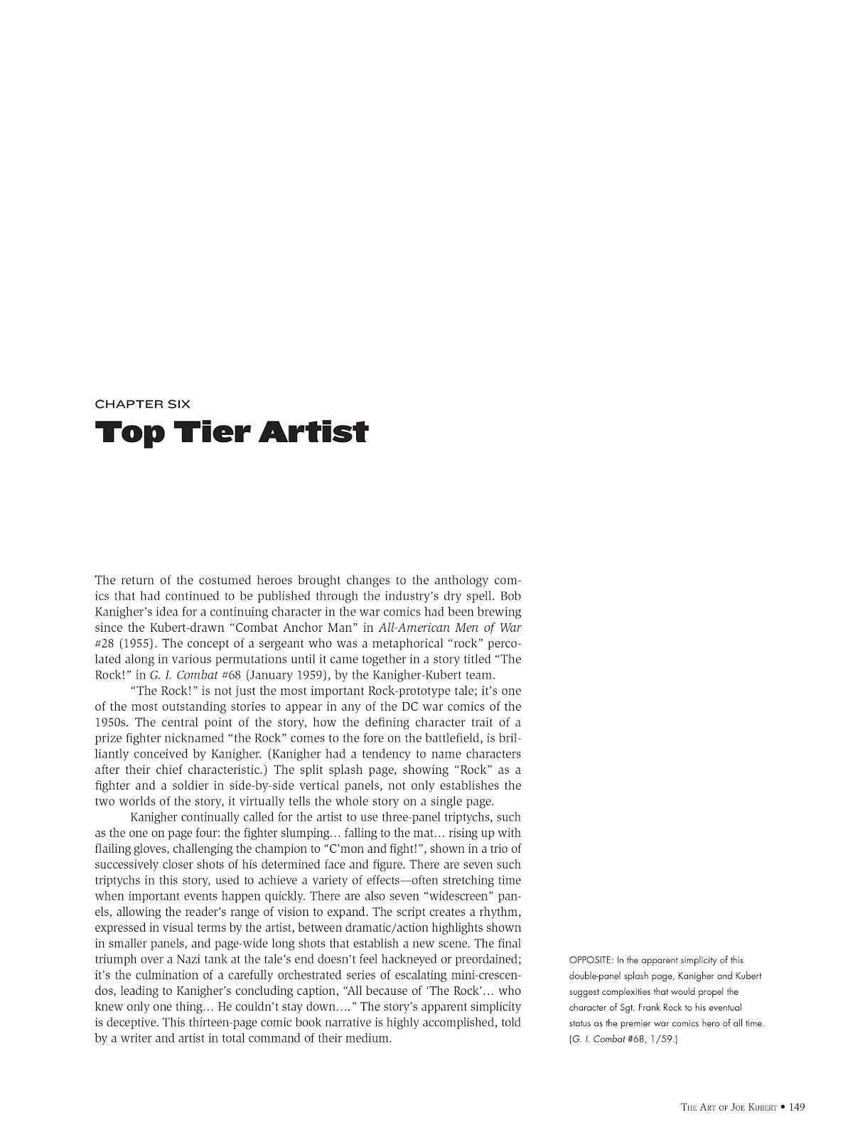 Read online The Art of Joe Kubert comic -  Issue # TPB (Part 2) - 49